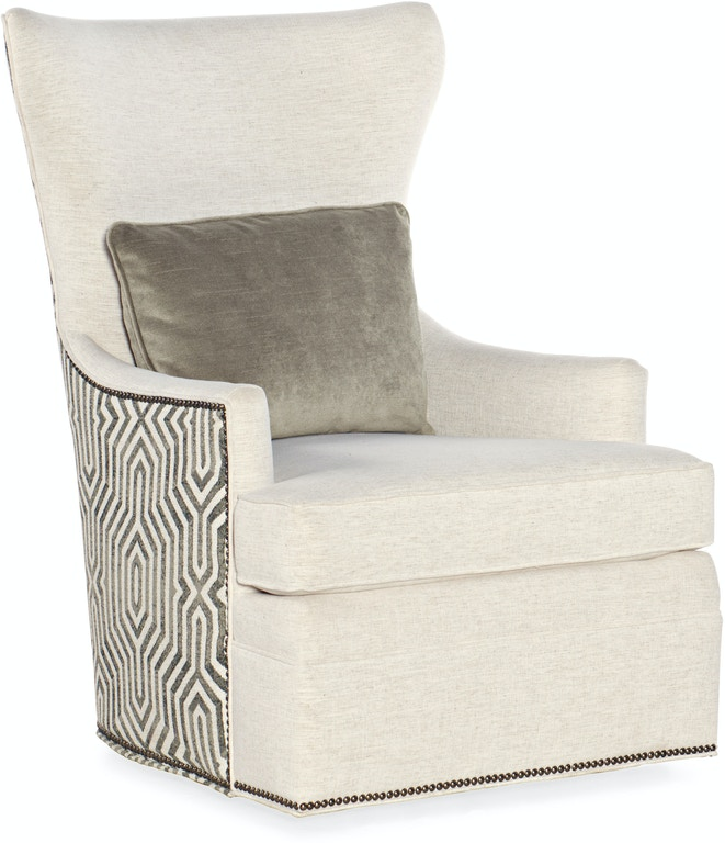 Beck Swivel Chair by Sam Moore at Sprintz Furniture