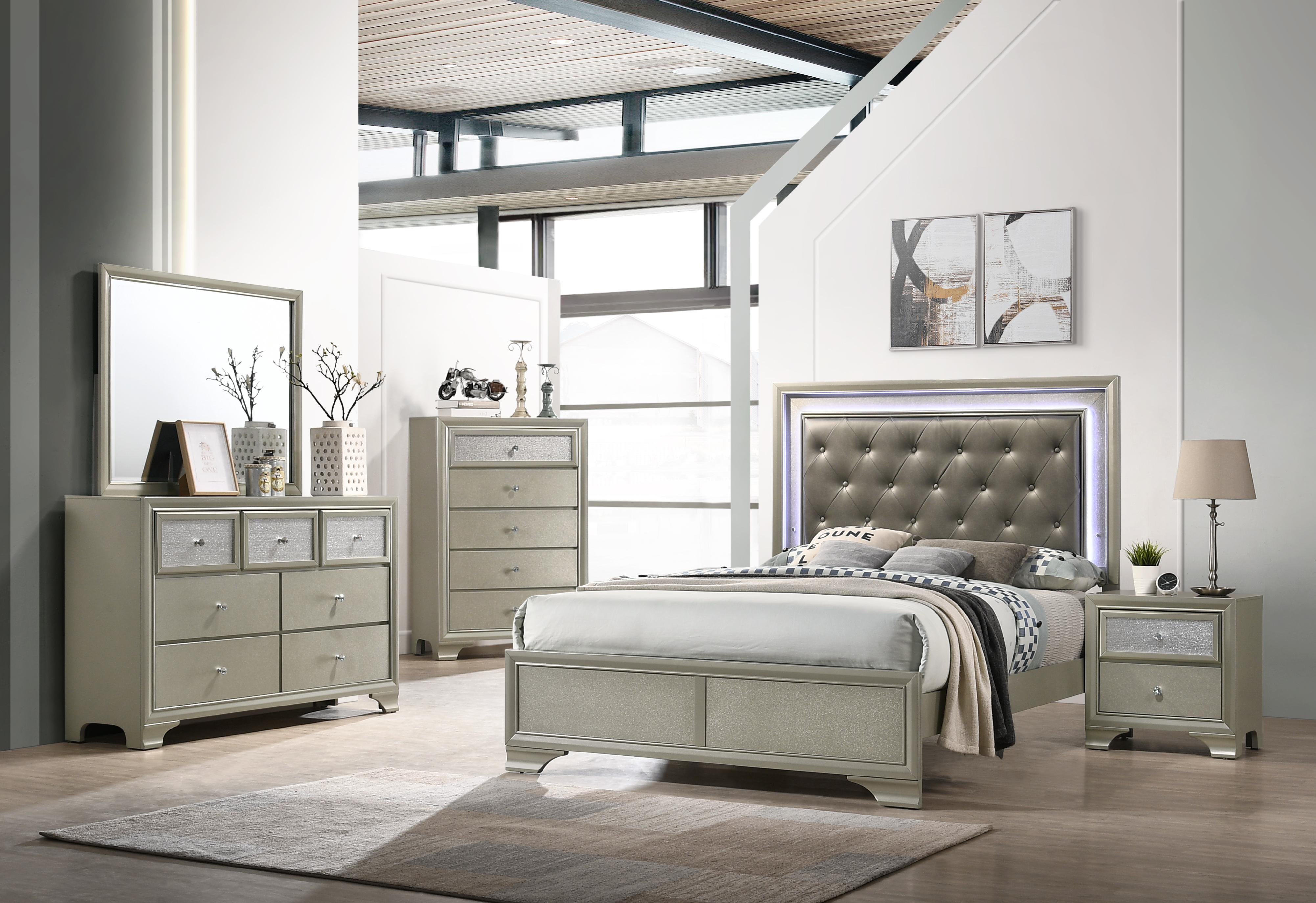 Landyn Bedroom Groups by Crown Mark at Bullard Furniture
