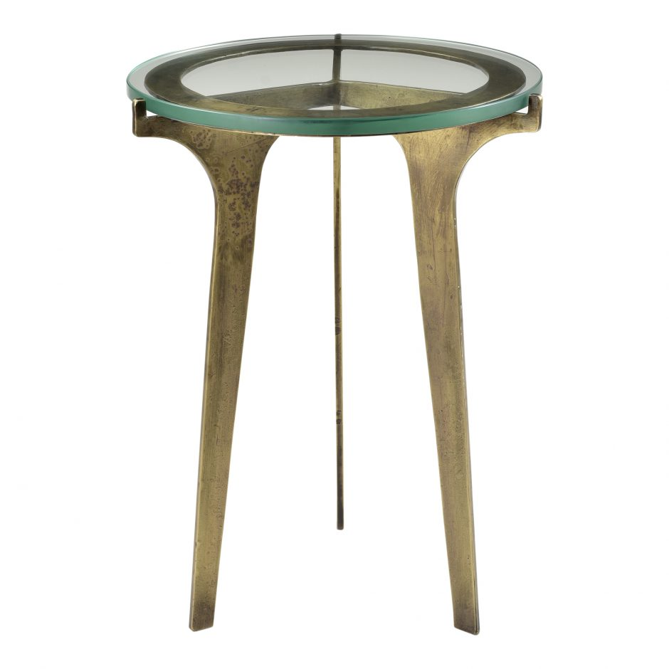 Halvorsen Accent table by Moe's Home Collection at Stoney Creek Furniture