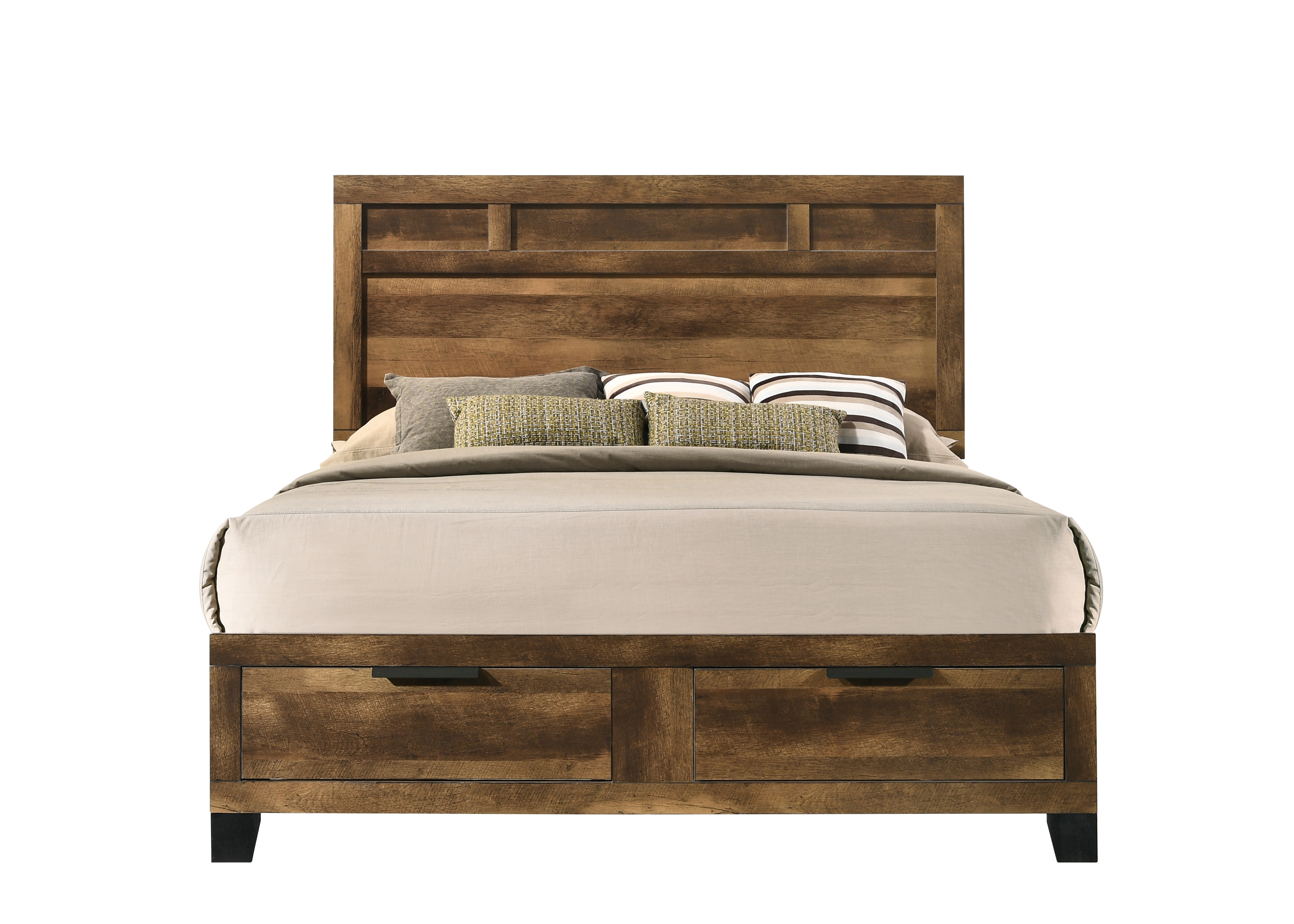 Morales King Bed by Acme Furniture at Dream Home Interiors