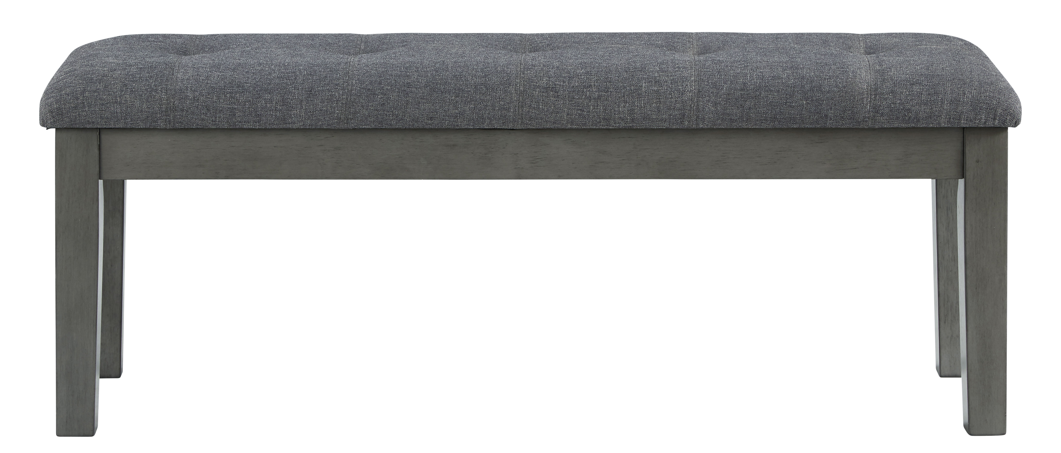 Hallanden Upholstered Benches by Signature Design by Ashley at Fine Home Furnishings