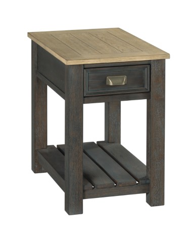 Finnegan Chairside Table by England at Crowley Furniture & Mattress