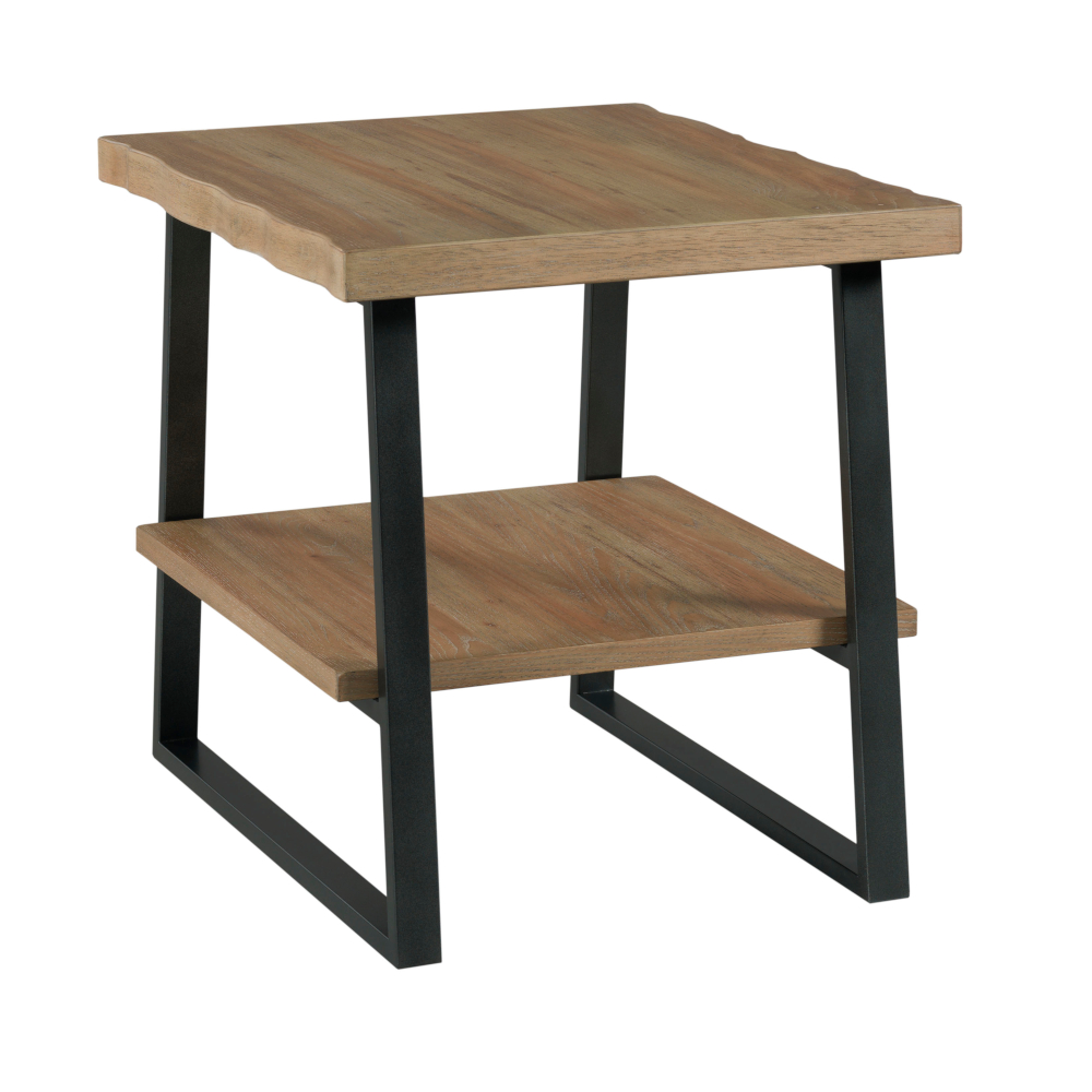 Montana Rectangular End Table by Hammary at Alison Craig Home Furnishings