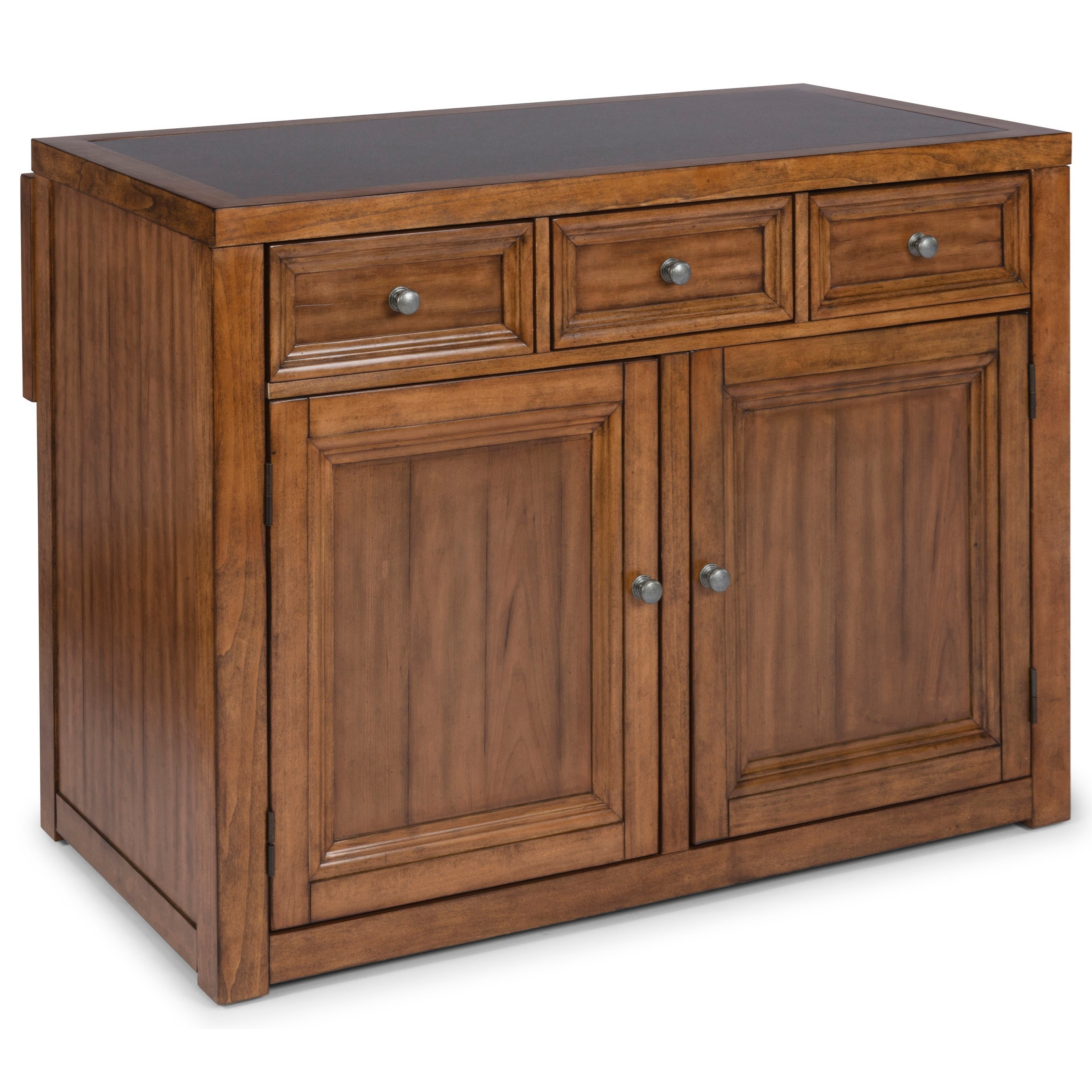 Sedona Kitchen Island by homestyles at Value City Furniture