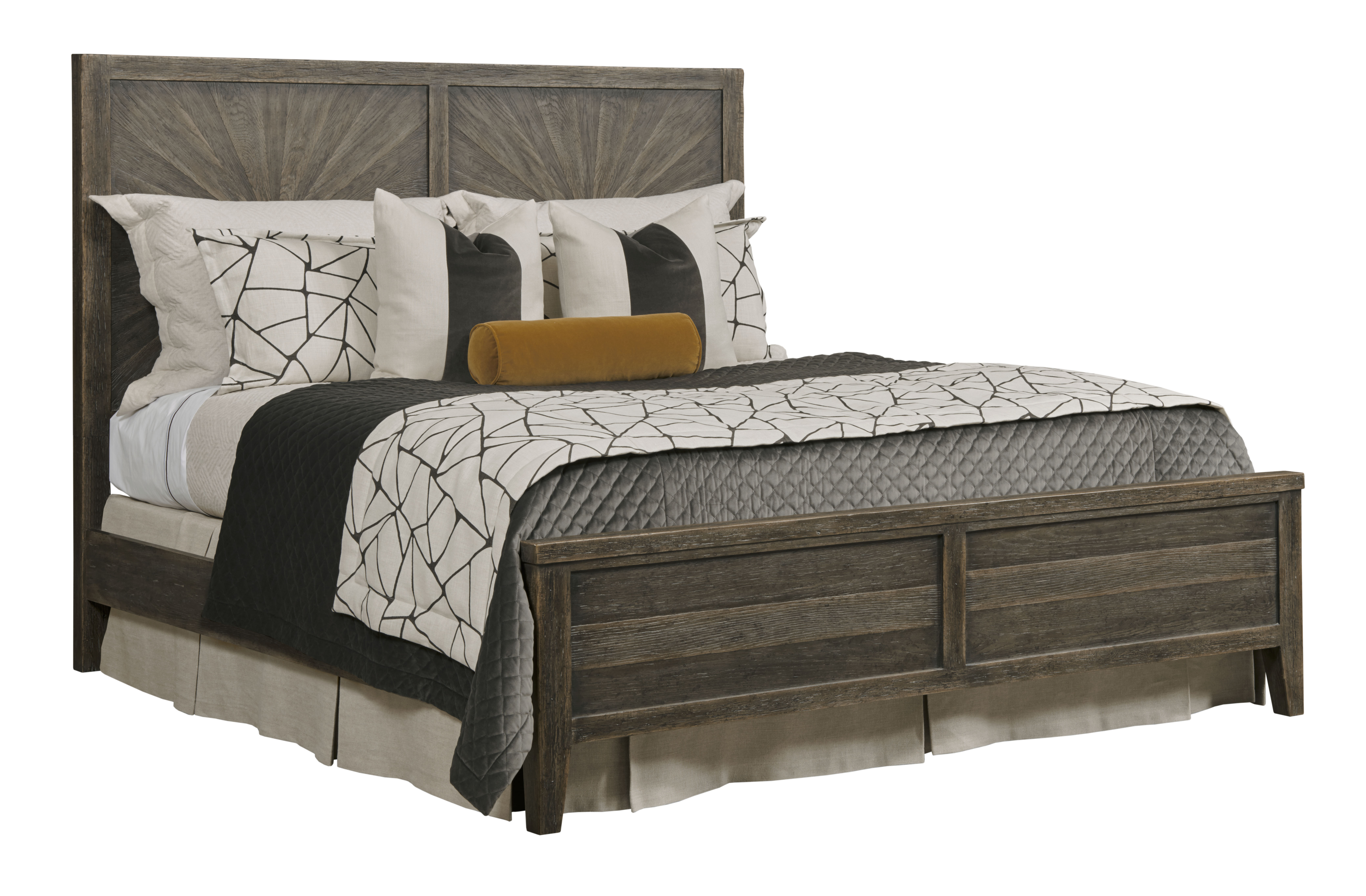 Emporium King Bed by American Drew at Stoney Creek Furniture