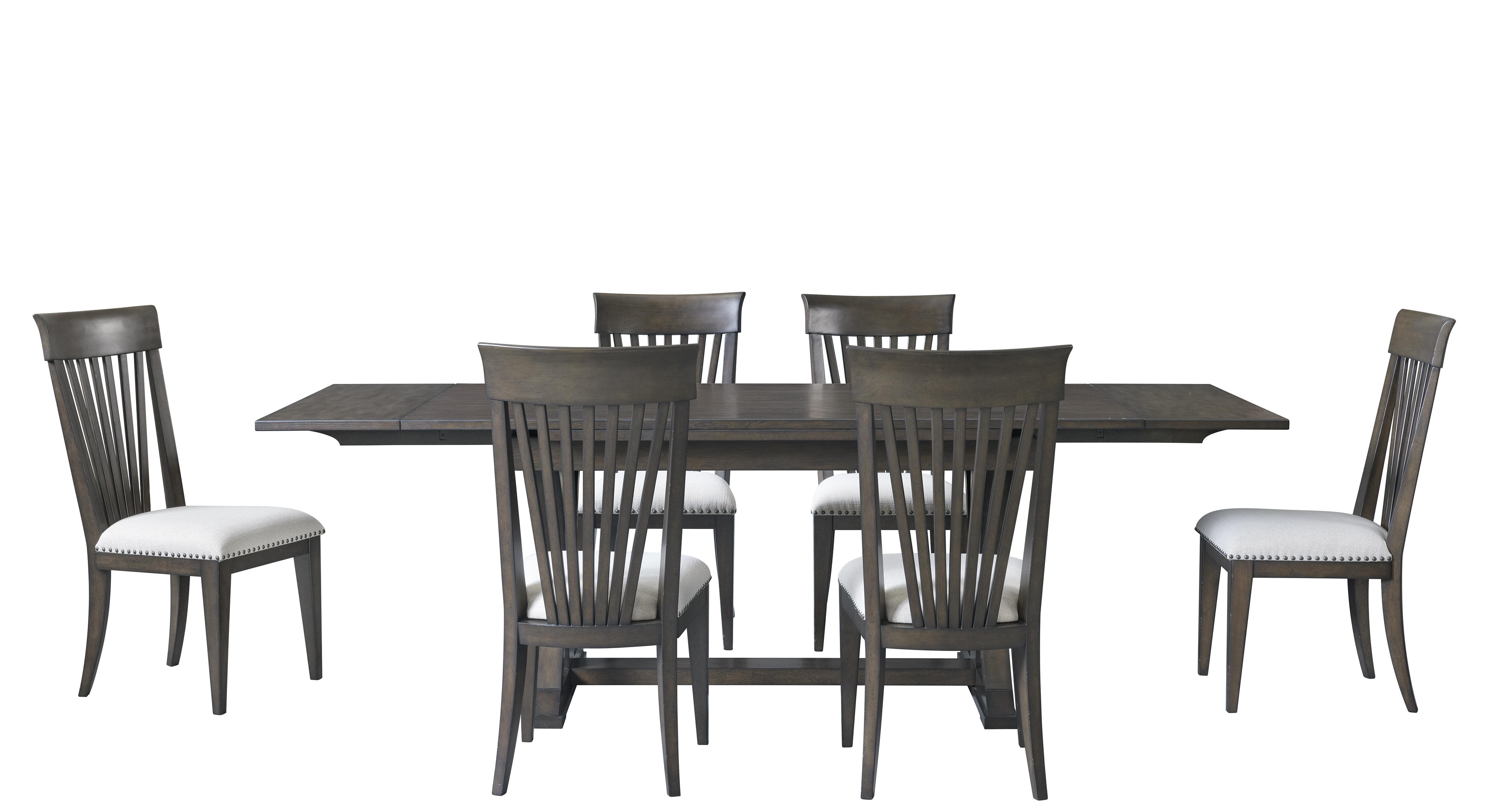 Forsyth 7-Piece Dining Set by Riverside Furniture at Nassau Furniture and Mattress