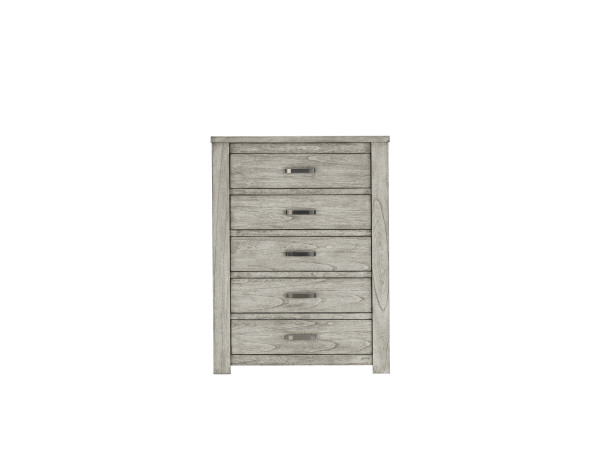 Brentwood 5-drawer chest by Emerald at Northeast Factory Direct