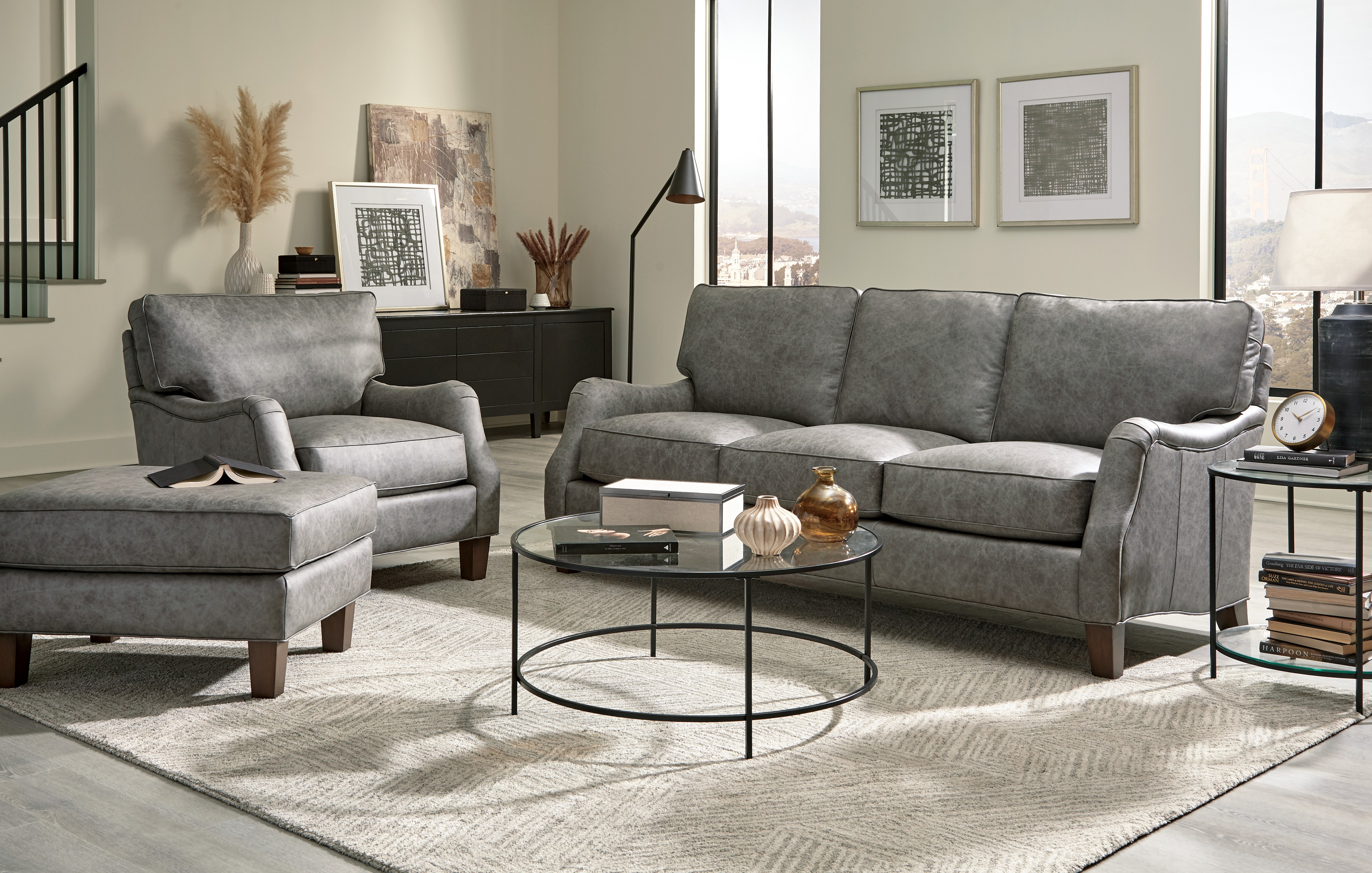 L713150BD Living Room Group by Craftmaster at Powell's Furniture and Mattress