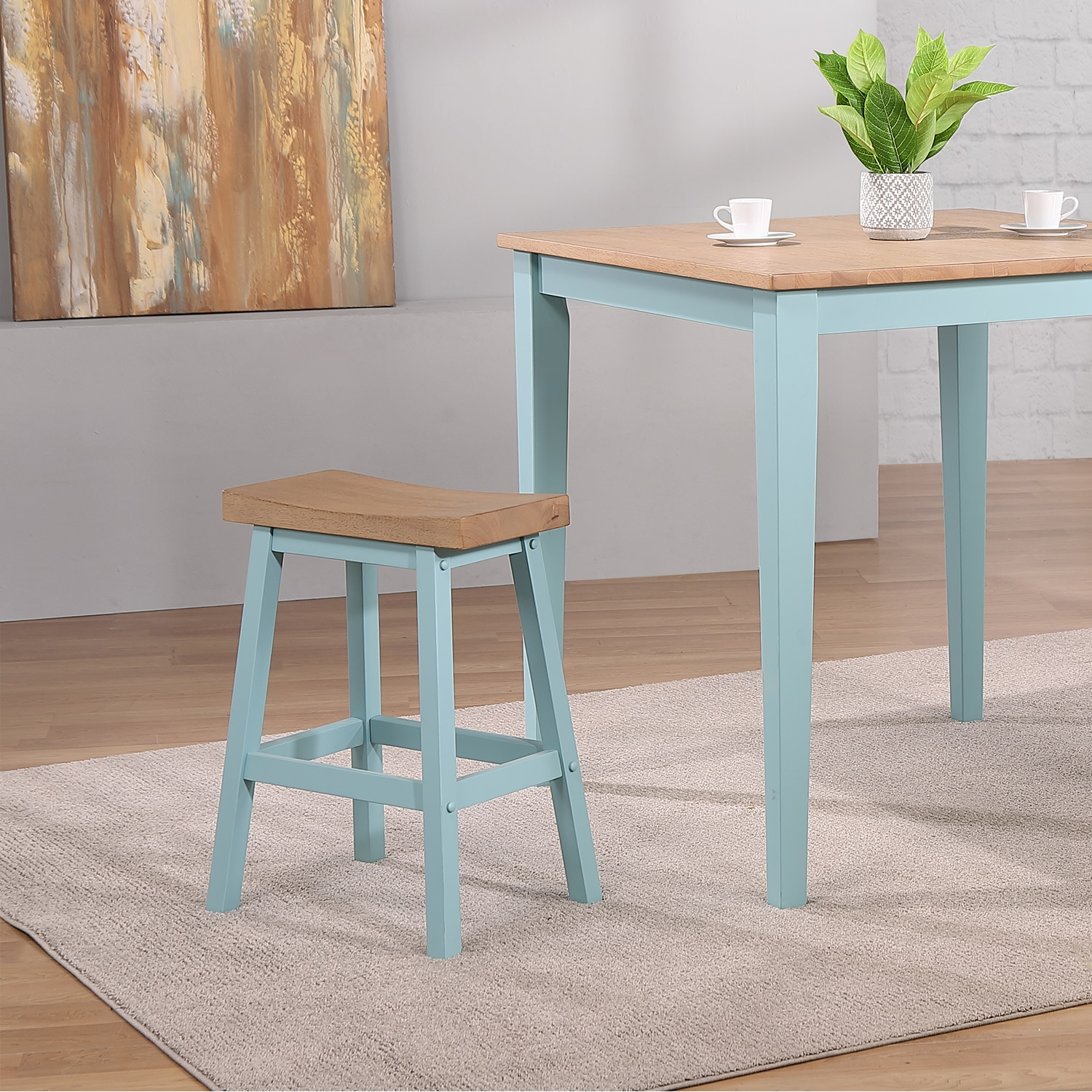 Palm Bay Bar Stool by Winners Only at Mueller Furniture