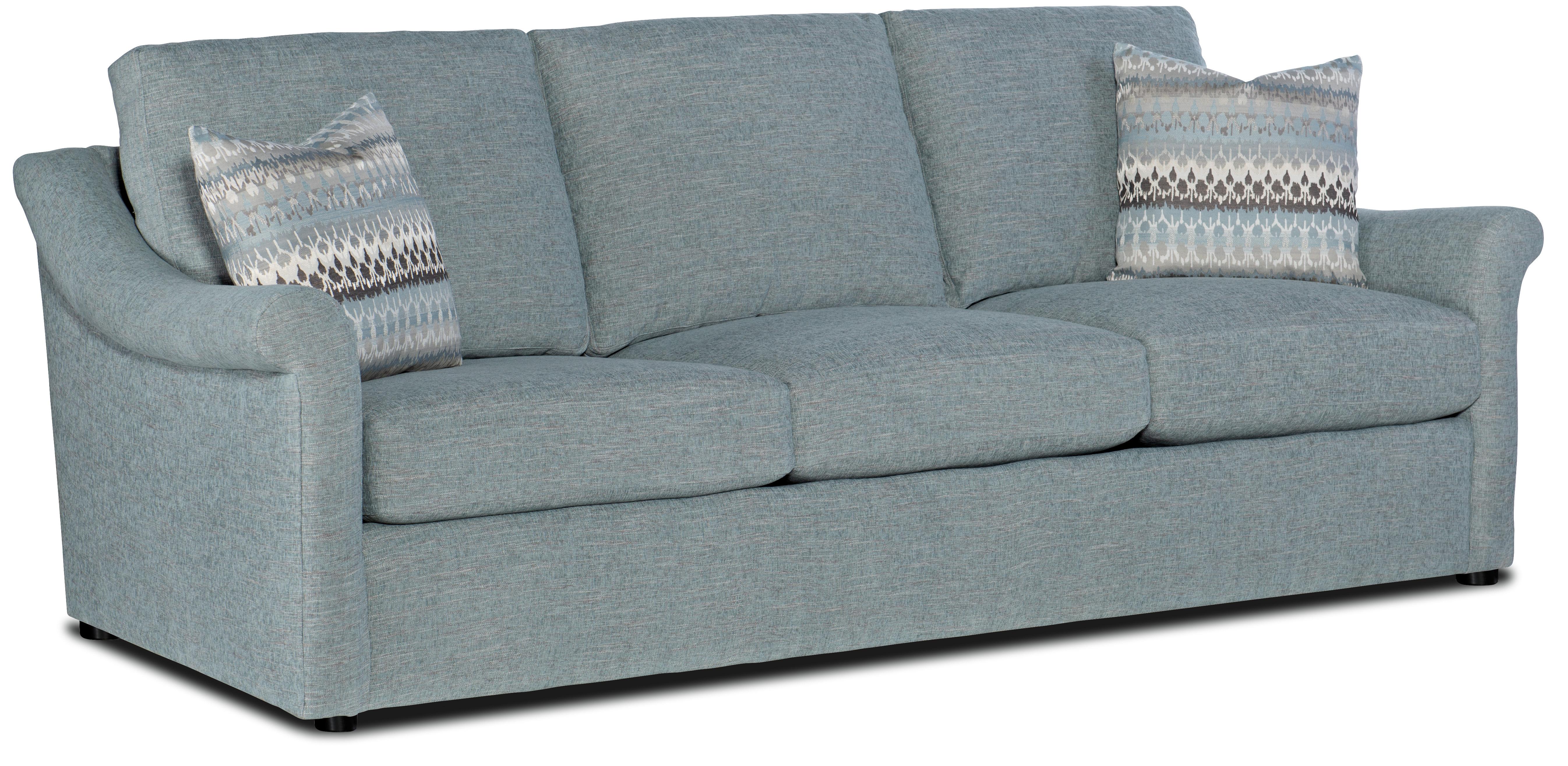 Danae 3/3 Sofa by Sam Moore at Belfort Furniture