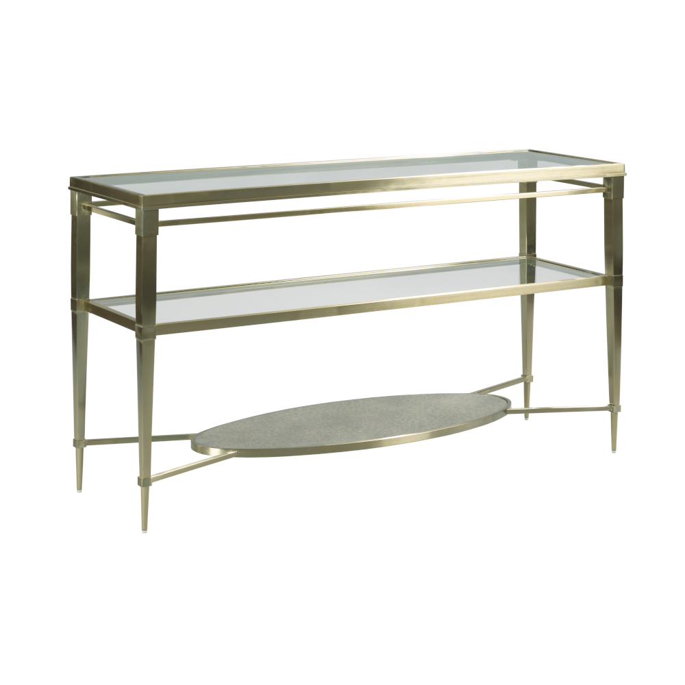 Galerie Sofa Tables/Consoles by Table Trends at Sprintz Furniture