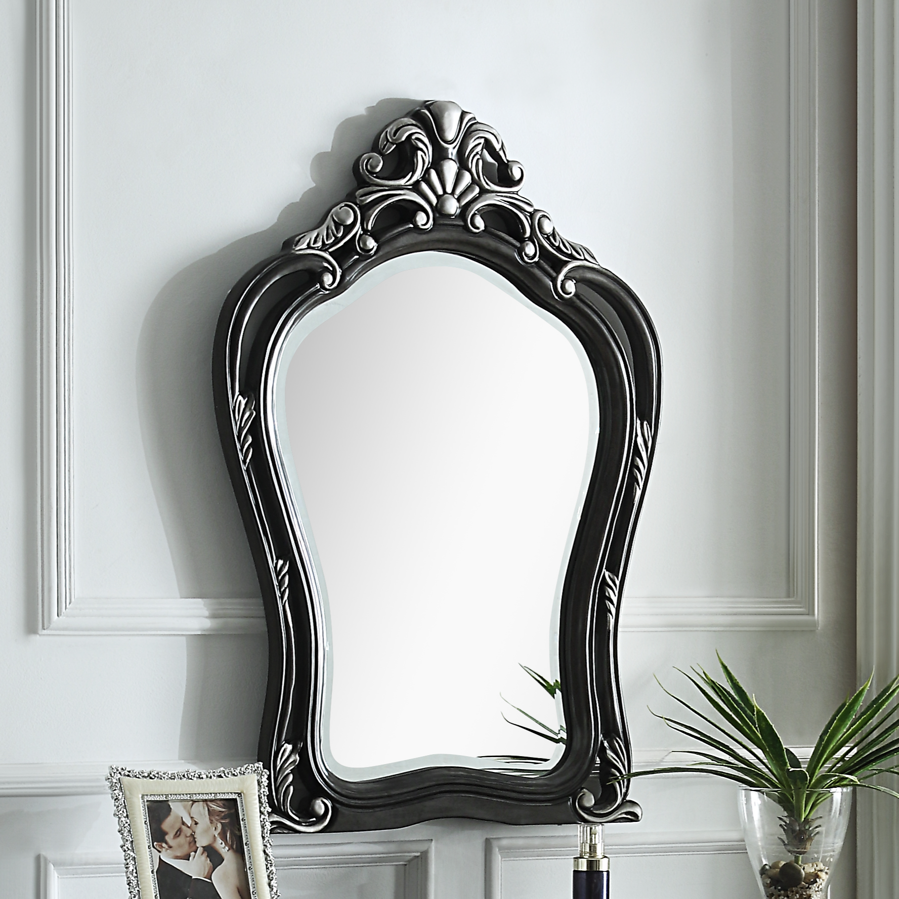 House Delphine Vanity Mirror by Acme Furniture at Carolina Direct