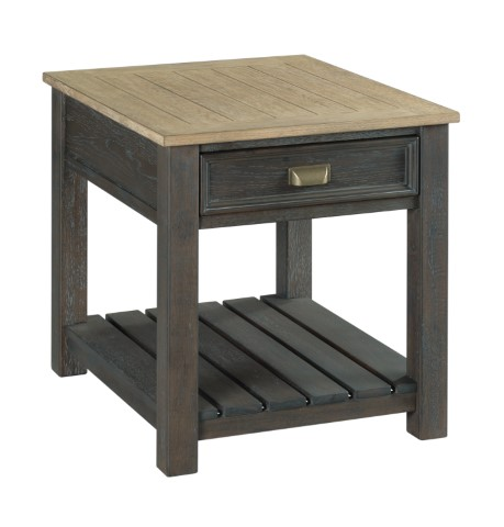 Lyle Creek End Table by England at Lynn's Furniture & Mattress