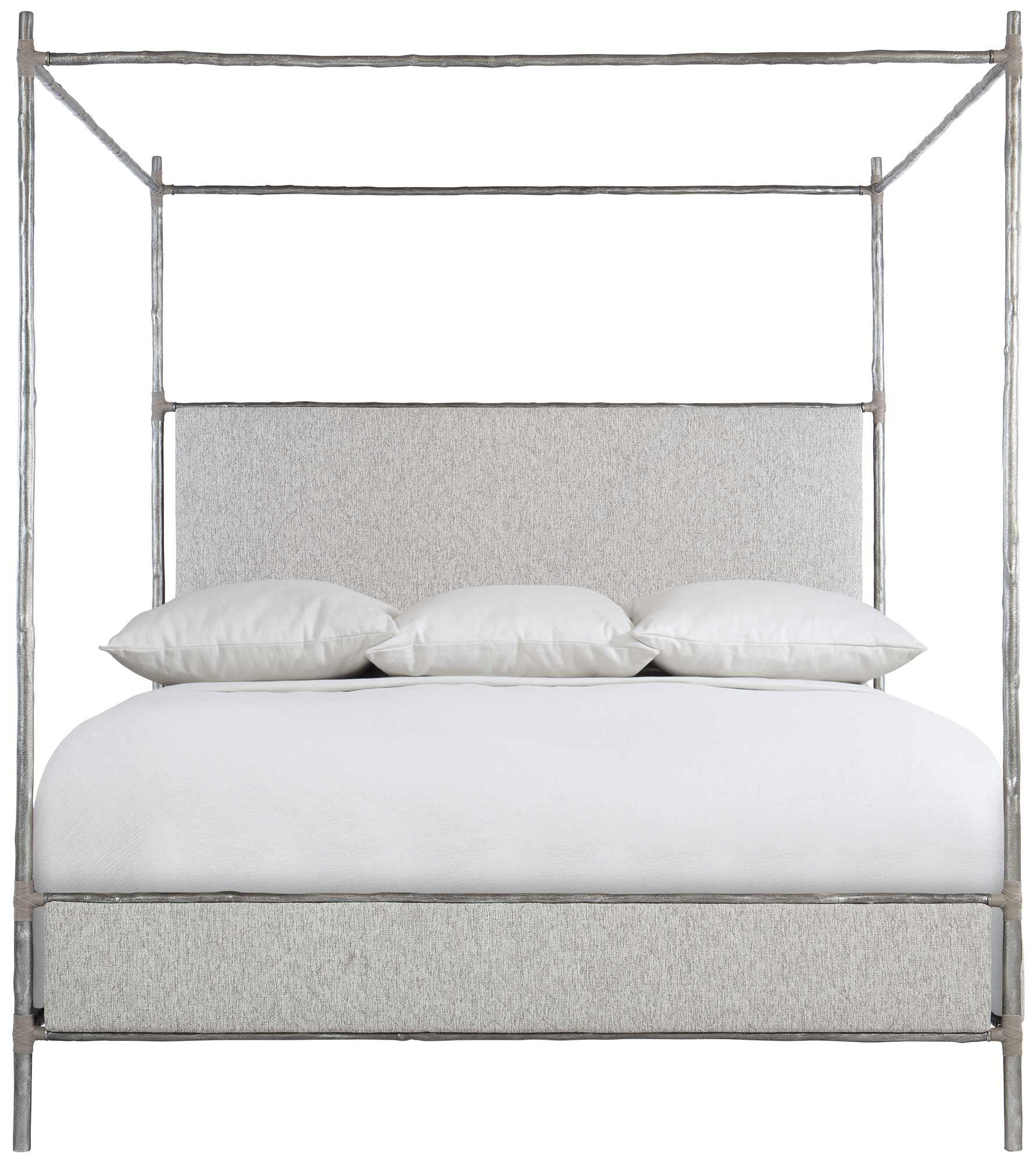Interiors - Buchanan King Canopy Bed by Bernhardt at Belfort Furniture