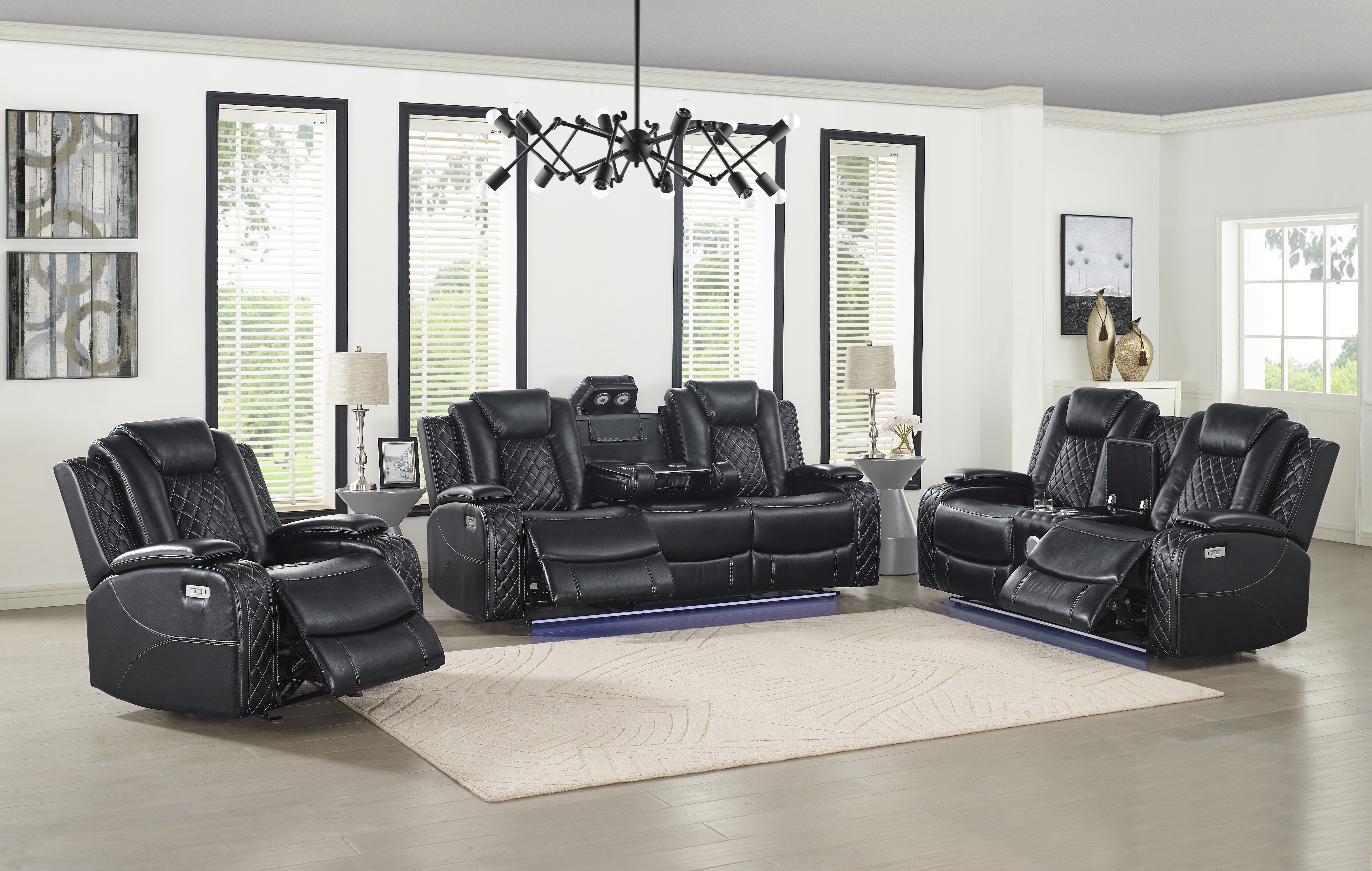 Orion Recliner by New Classic at A1 Furniture & Mattress
