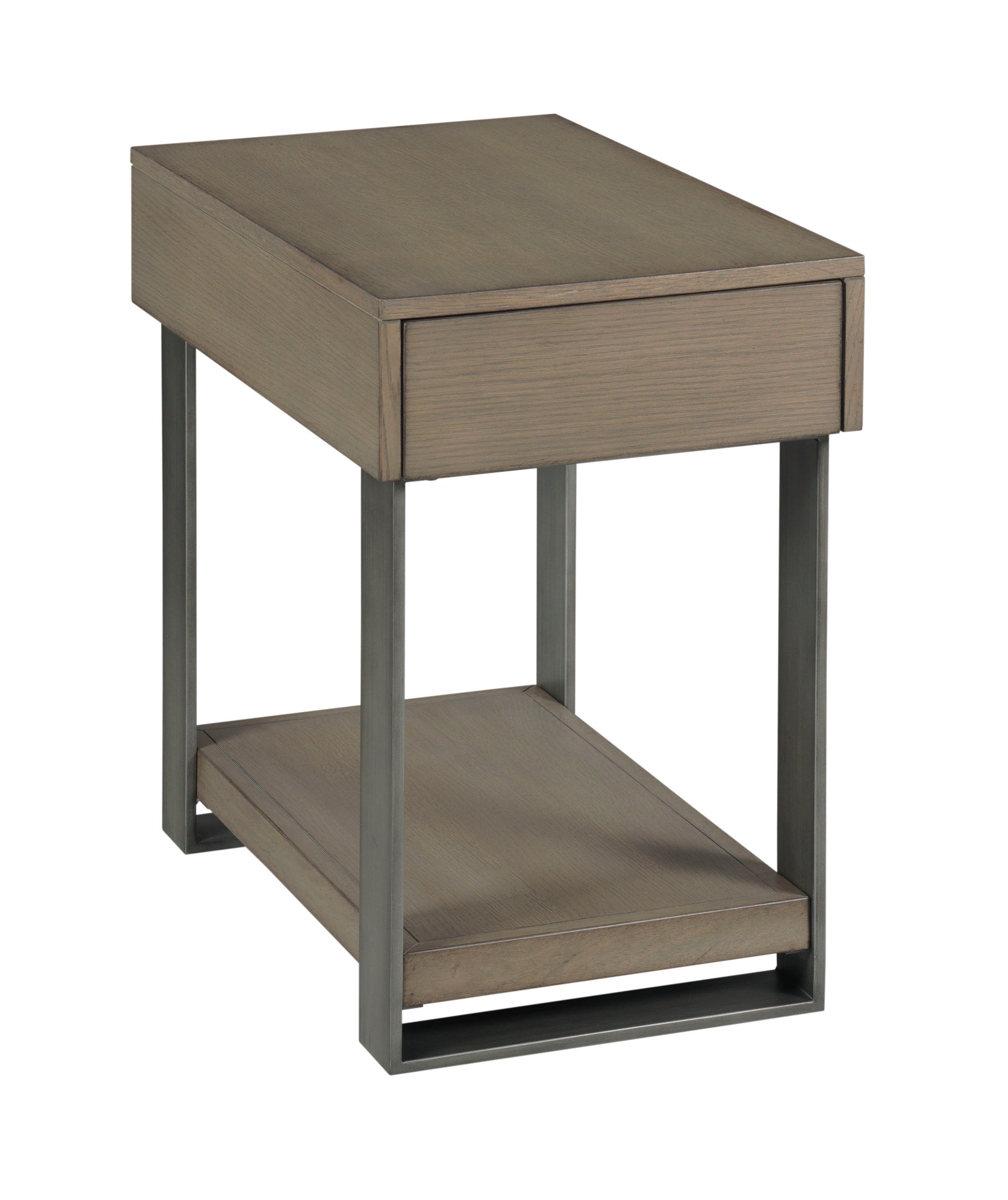 Stella Chairside Table by Hammary at Esprit Decor Home Furnishings