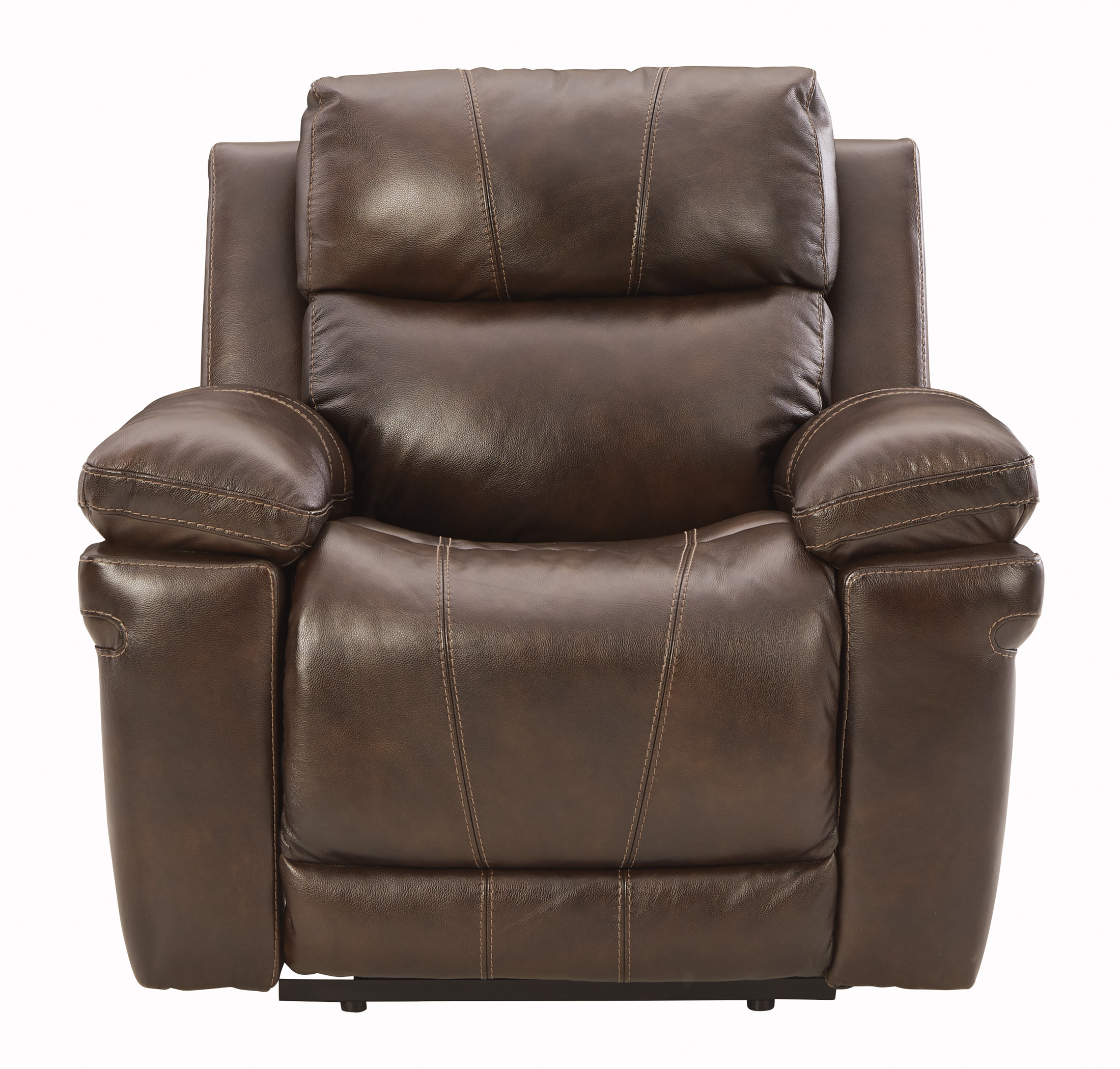 Edmar Power Recliner with Power Headrest by Signature Design by Ashley at Westrich Furniture & Appliances