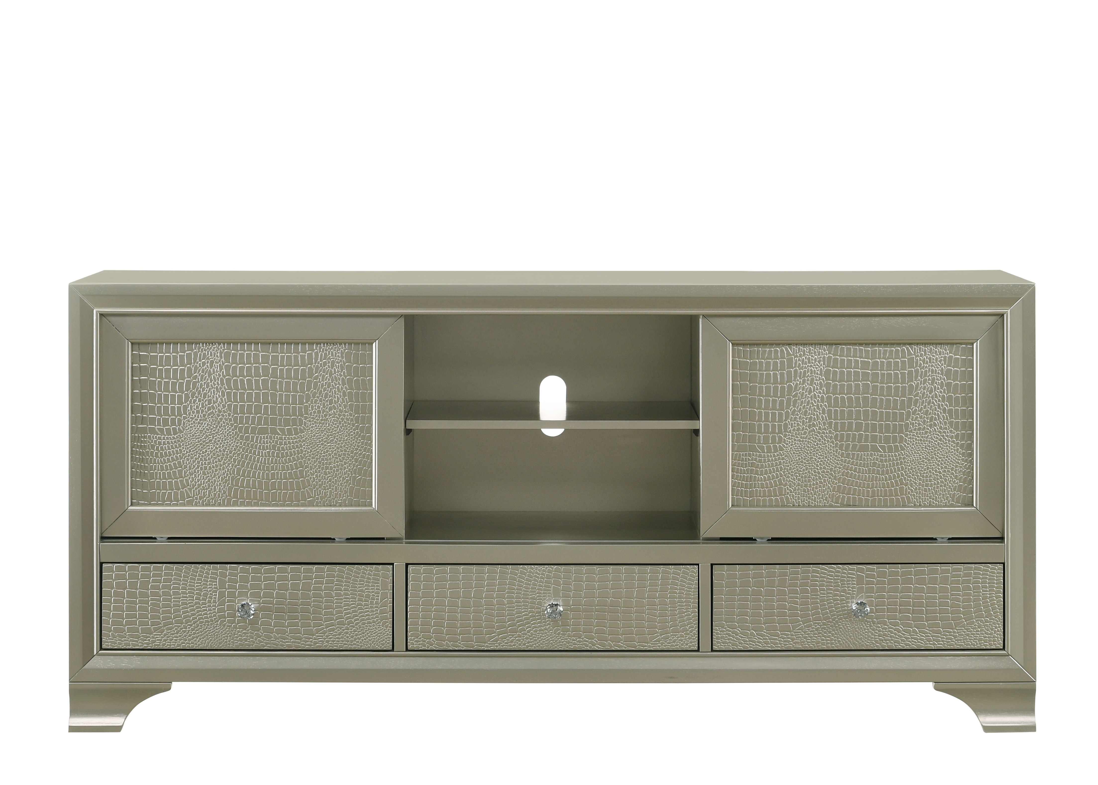 Lyssa TV Stand by Crown Mark at Northeast Factory Direct