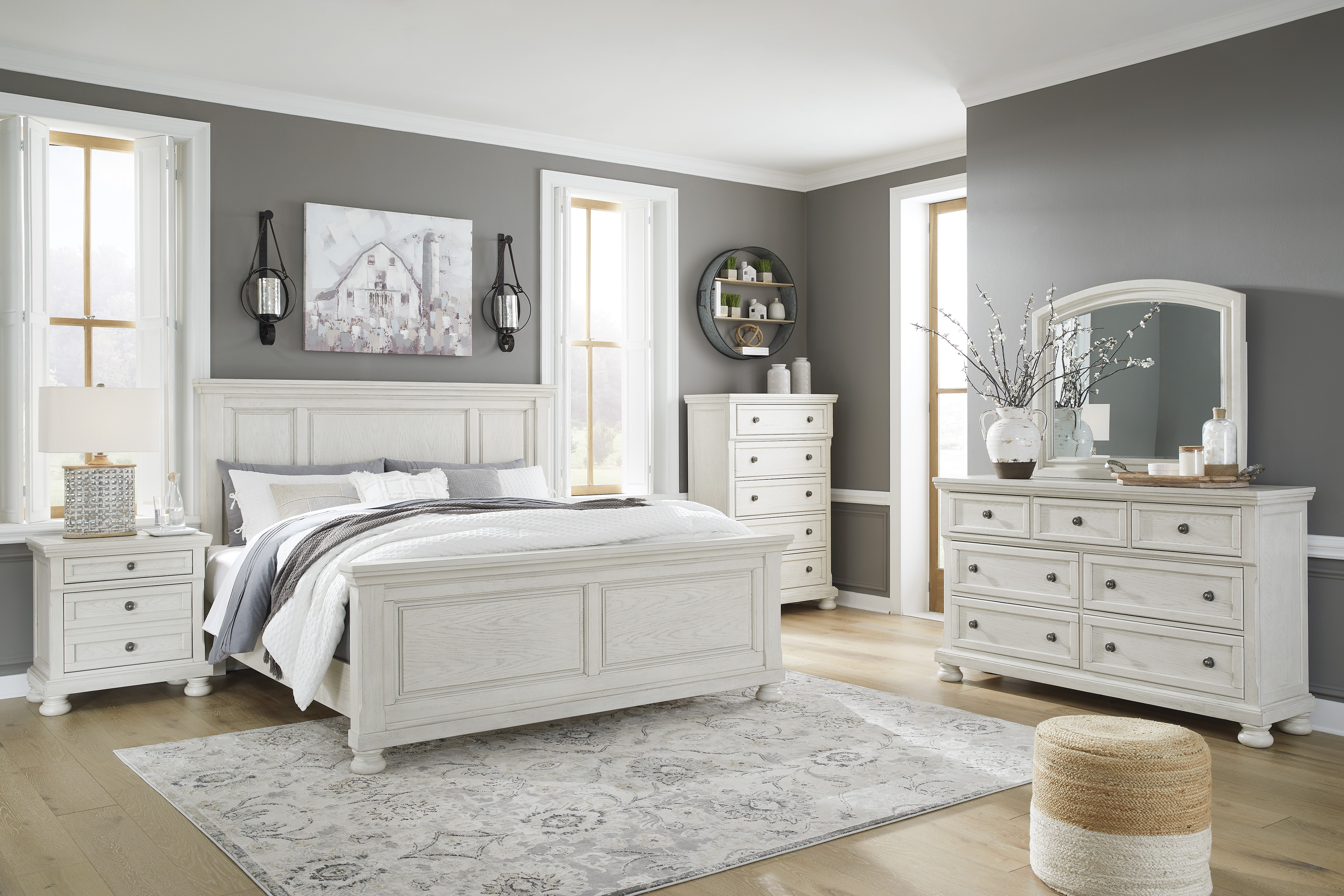 Robbinsdale Bedroom Groups by Signature Design by Ashley at Furniture Fair - North Carolina