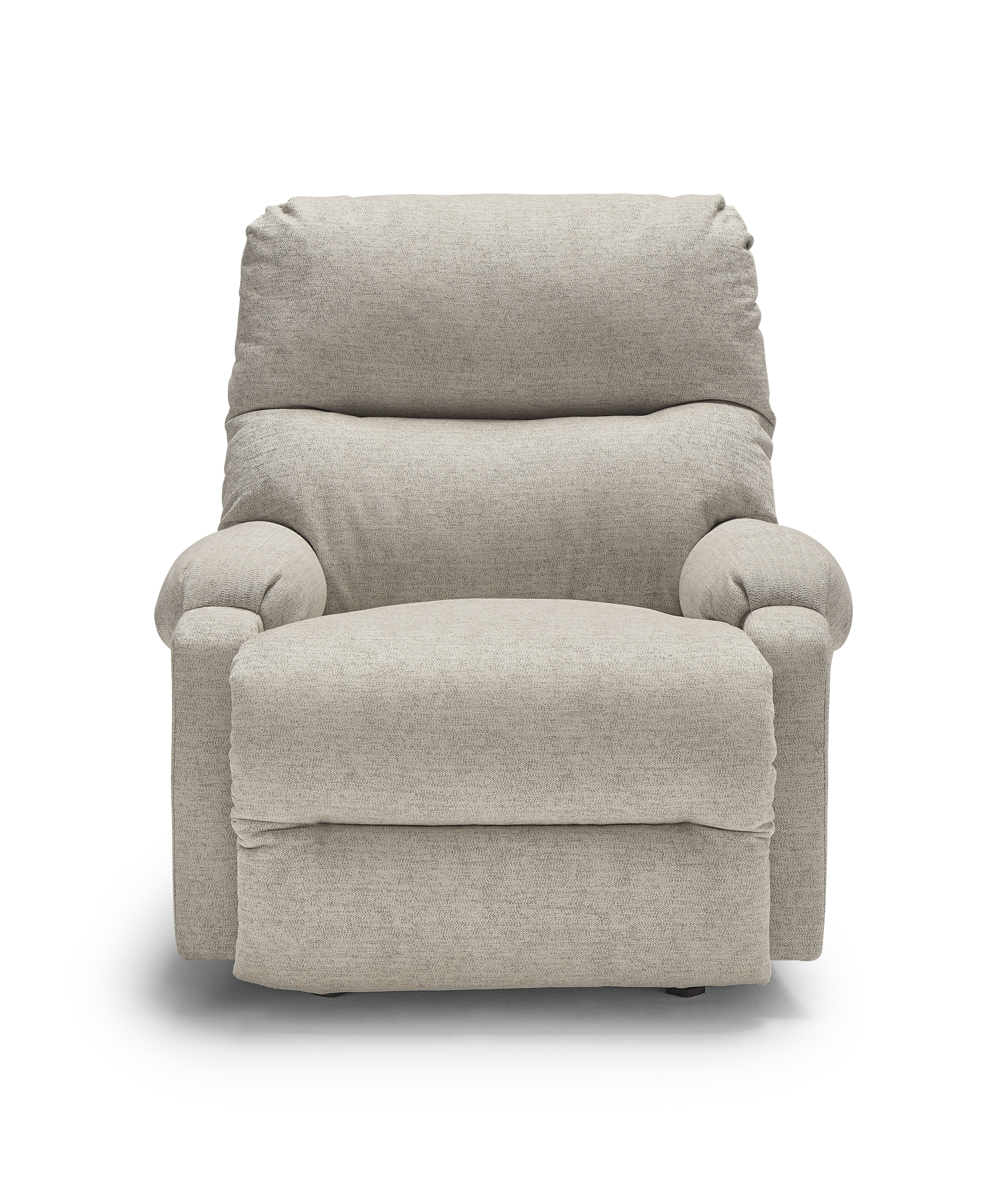 Karen Space Saver Recliner by Best Home Furnishings at Gill Brothers Furniture
