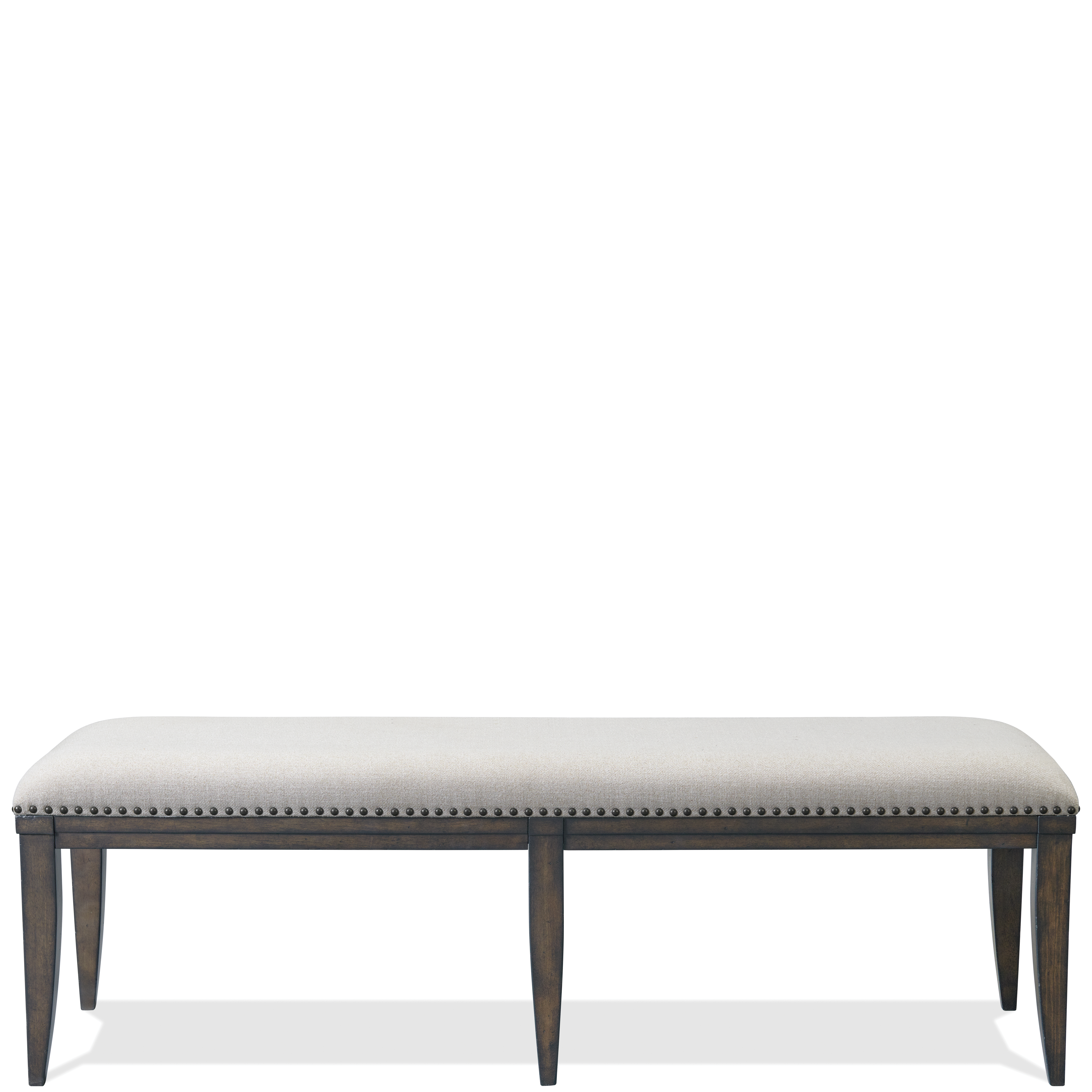 Forsyth Dining Bench by Riverside Furniture at Dream Home Interiors