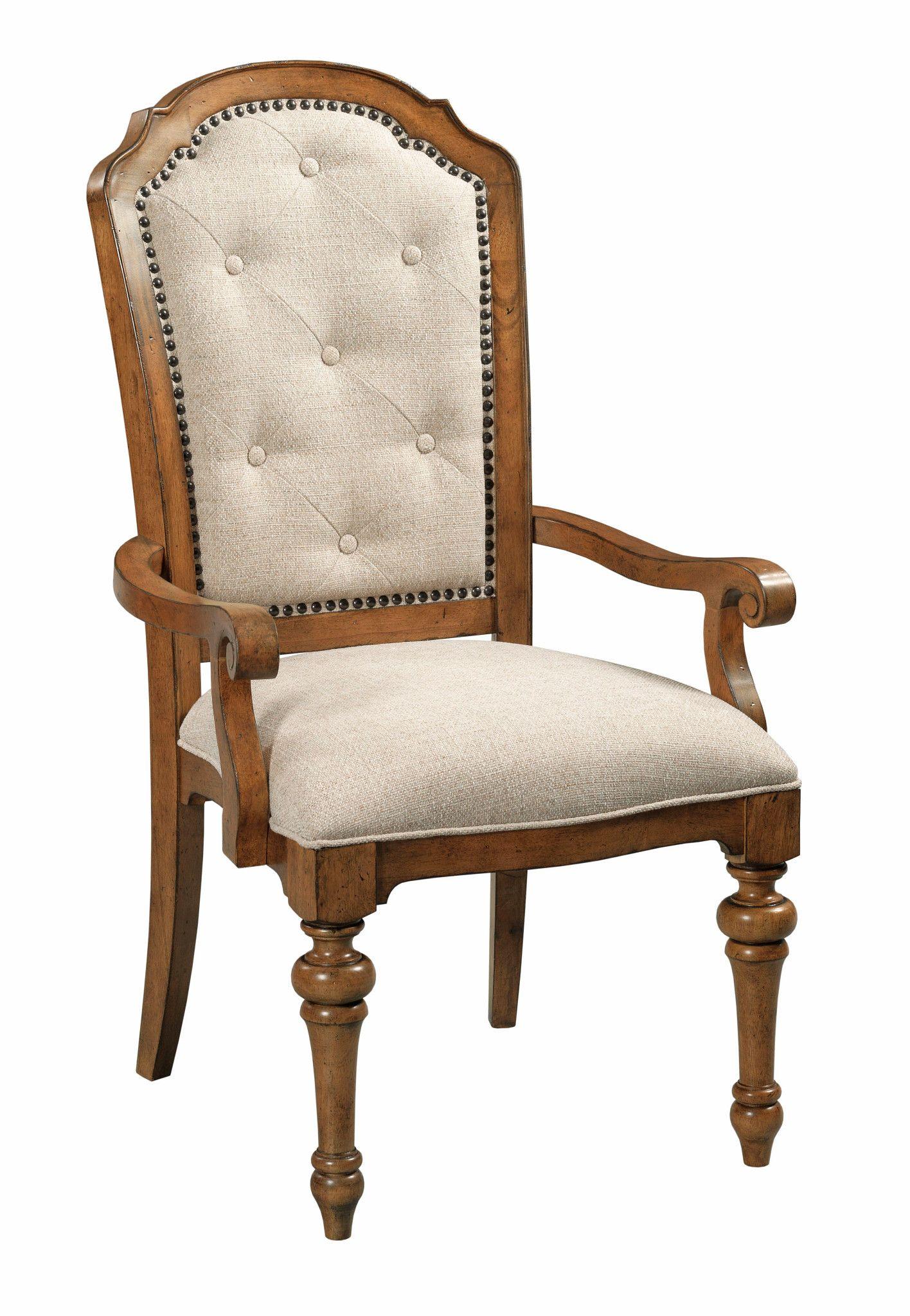 Berkshire Arm Chair by American Drew at Mueller Furniture