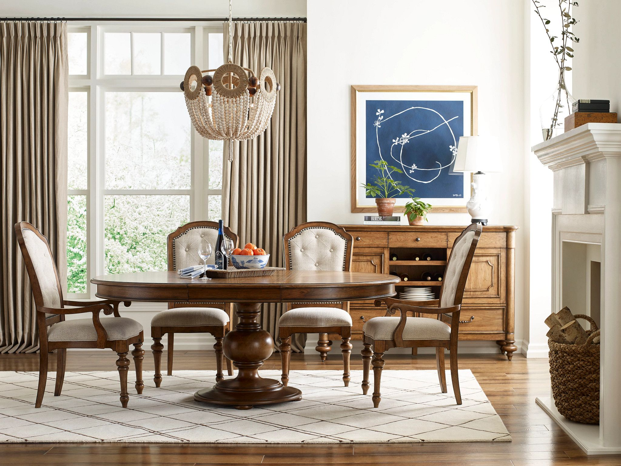 Berkshire Side Chair by Living Trends at Sprintz Furniture