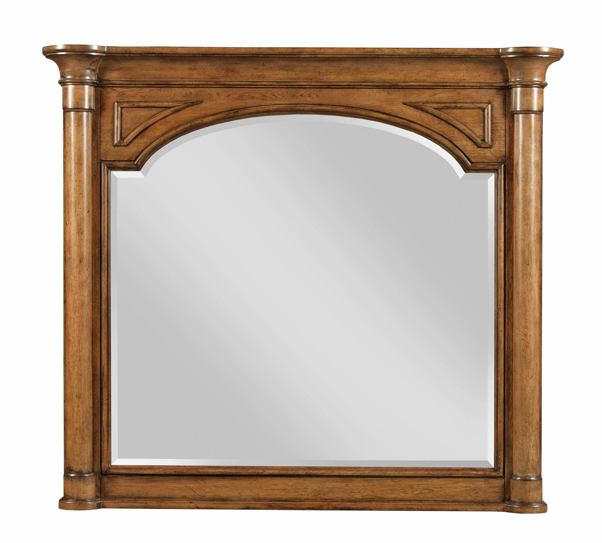 Berkshire Mirror by Living Trends at Sprintz Furniture