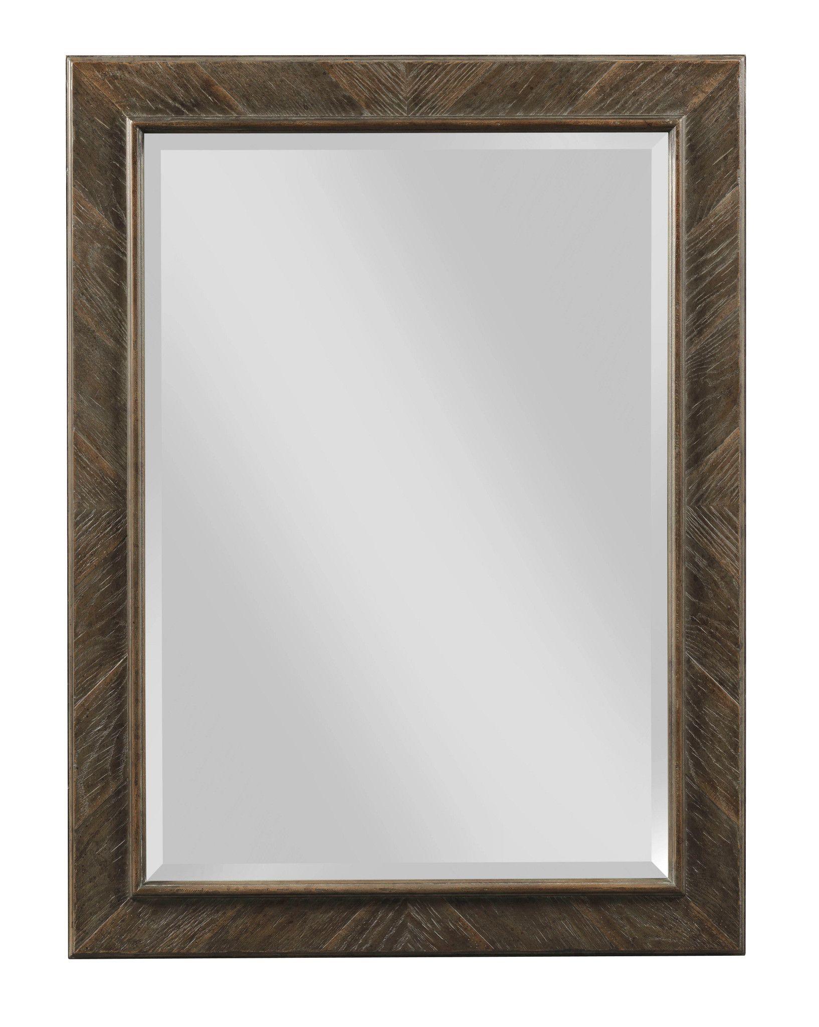 Emporium Mirror by American Drew at Esprit Decor Home Furnishings