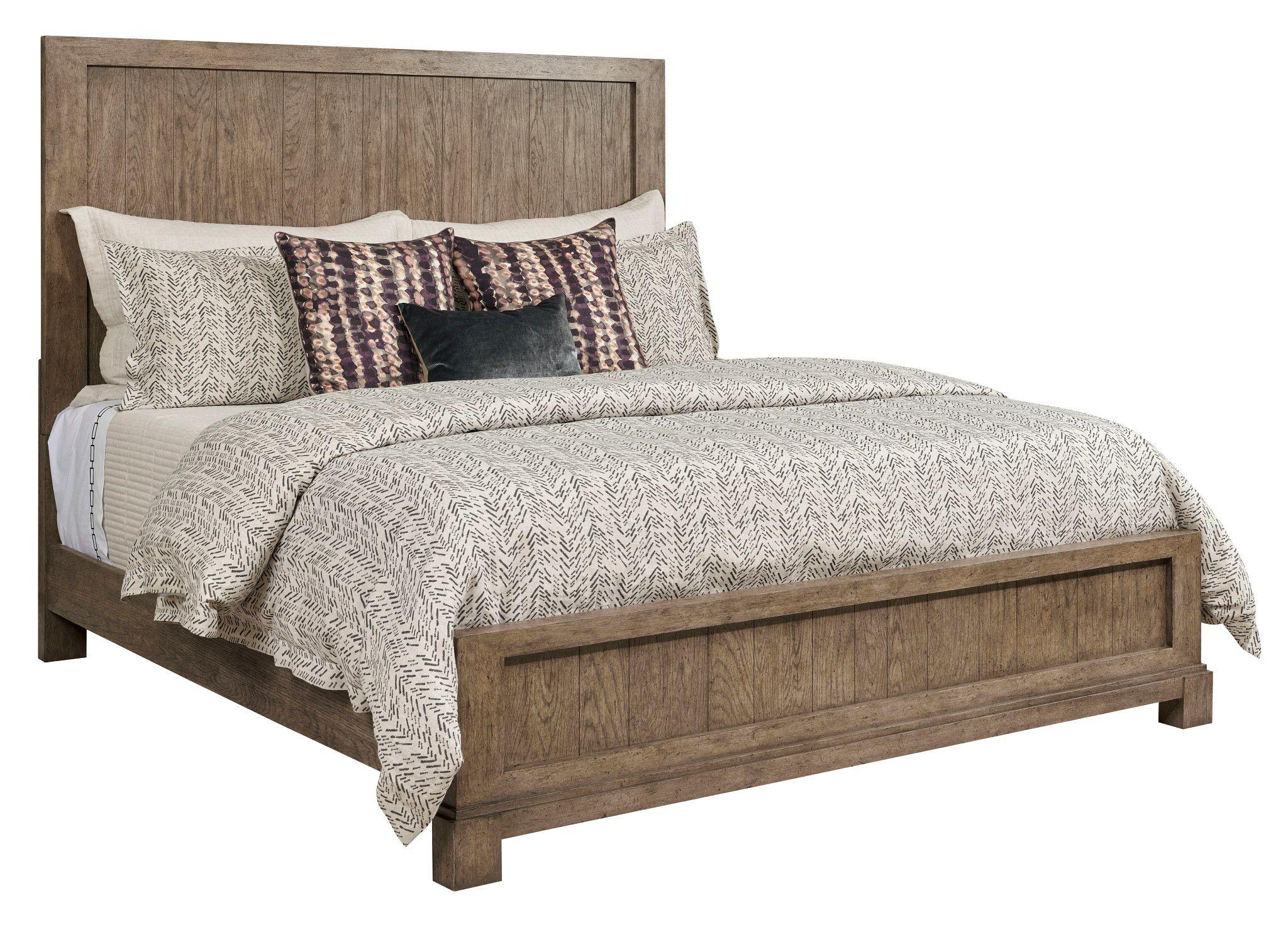King Trenton Panel Bed