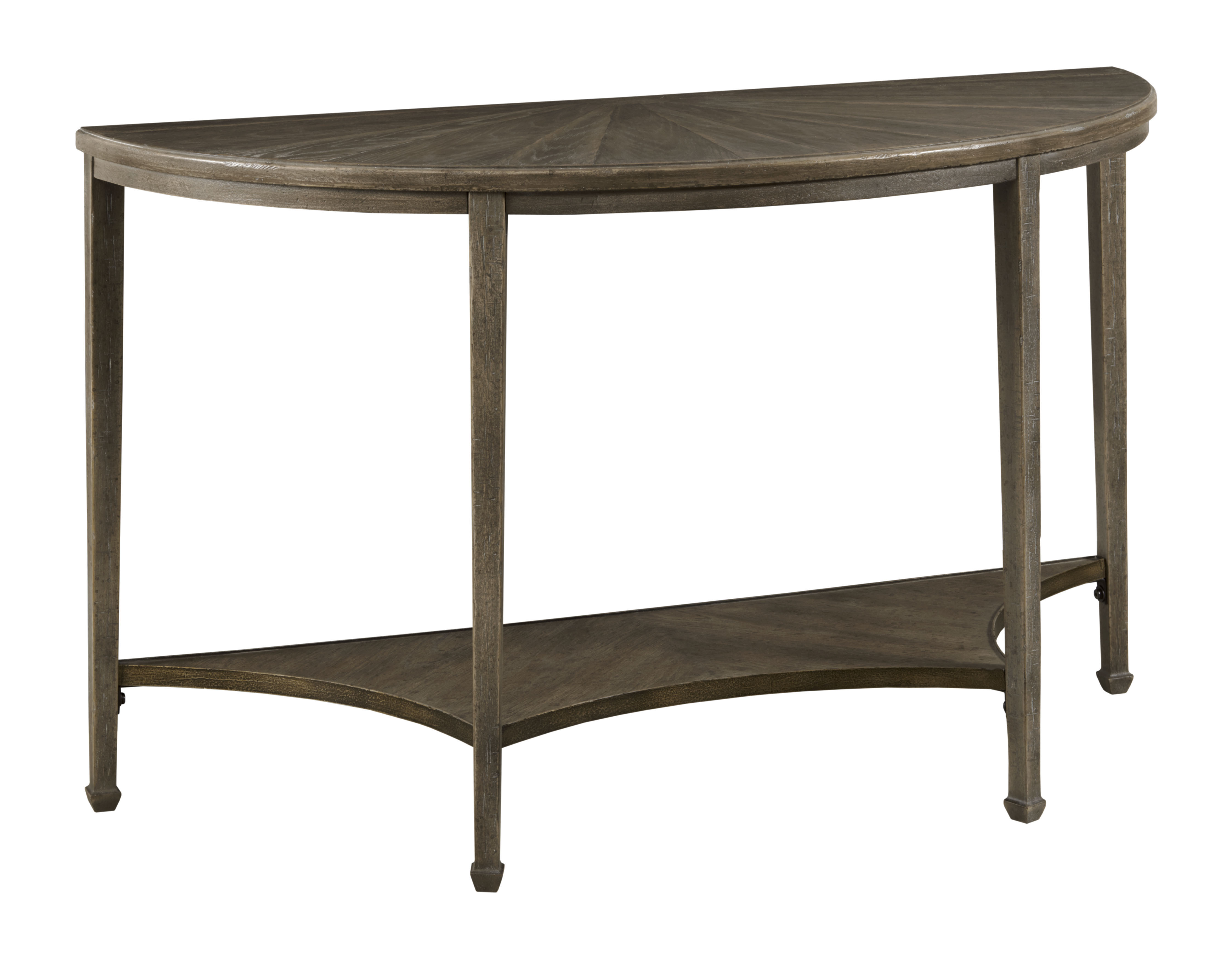 Emporium Console Table by Hammary at Crowley Furniture & Mattress