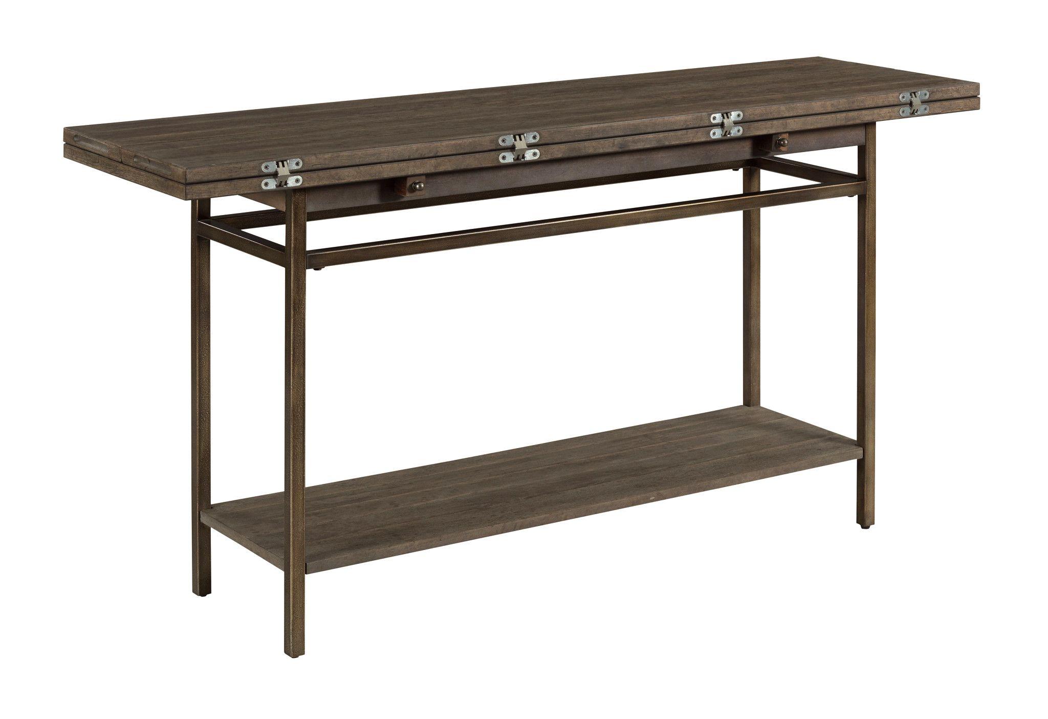 Emporium Sofa Table by American Drew at Mueller Furniture
