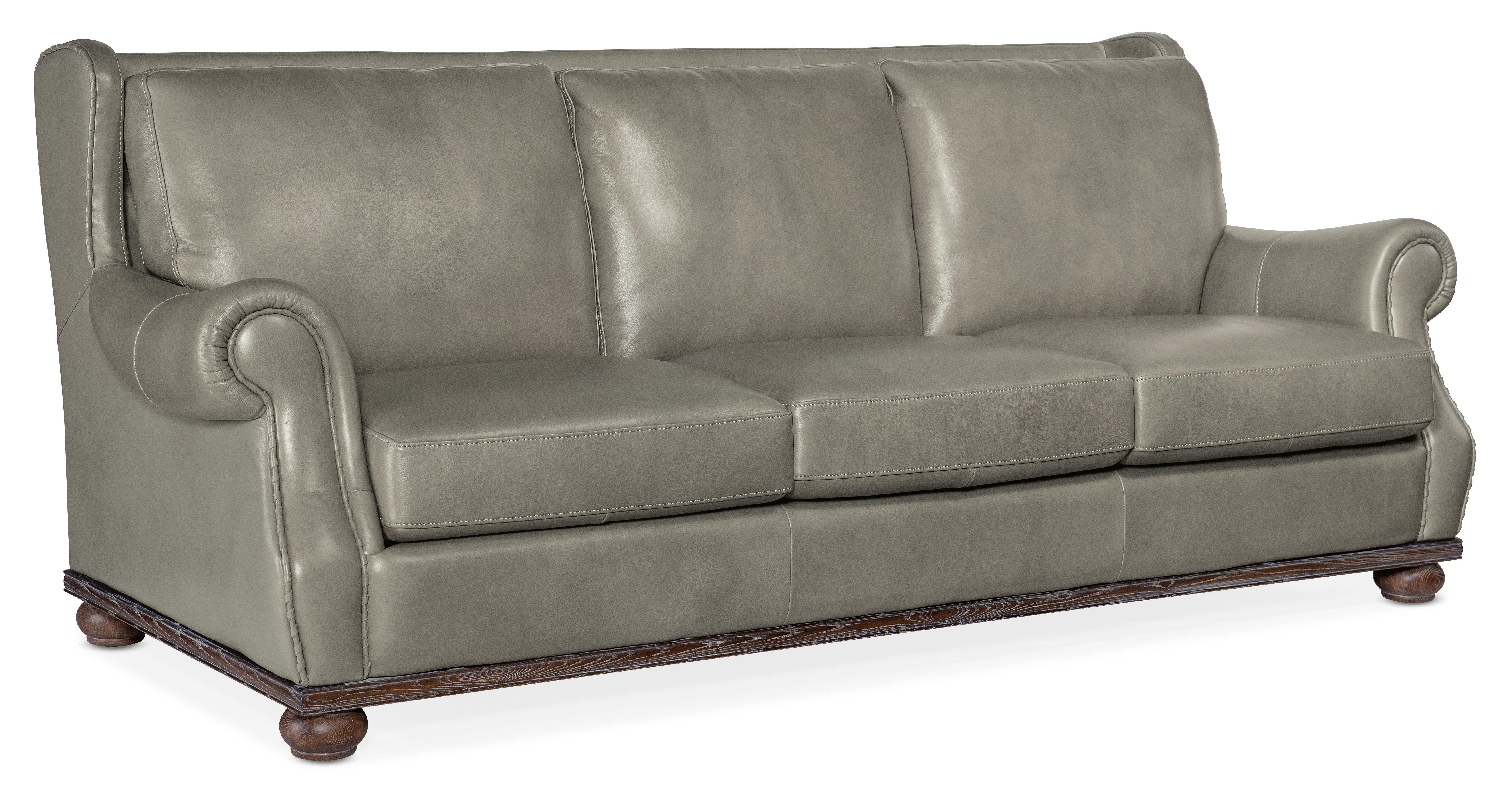 William Stationary Sofa by Hooker Furniture at Fashion Furniture