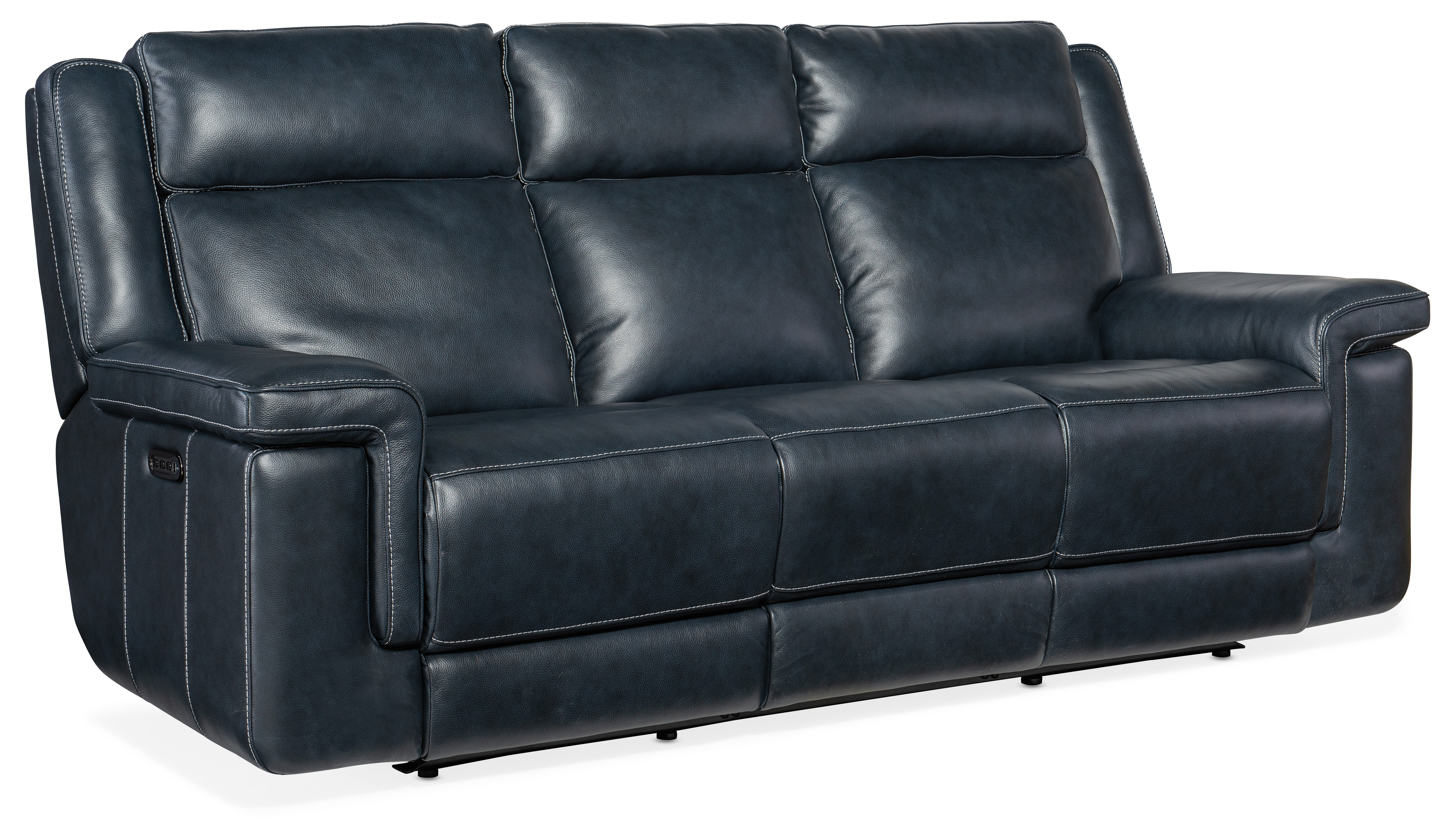 Montel Lay Flat Power Sofa by Hooker Furniture at Baer's Furniture