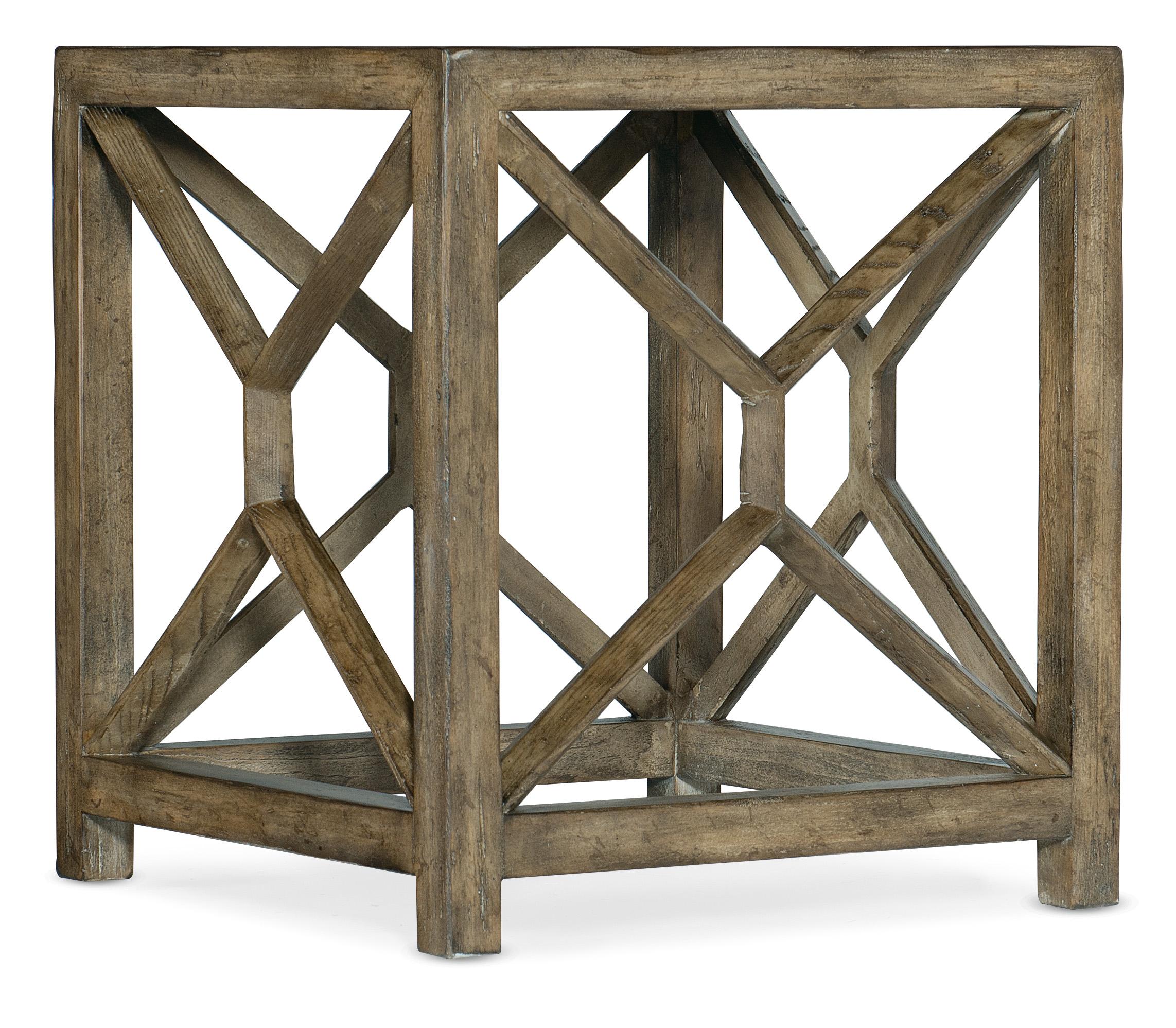 Sundance End Table by Hooker Furniture at Baer's Furniture
