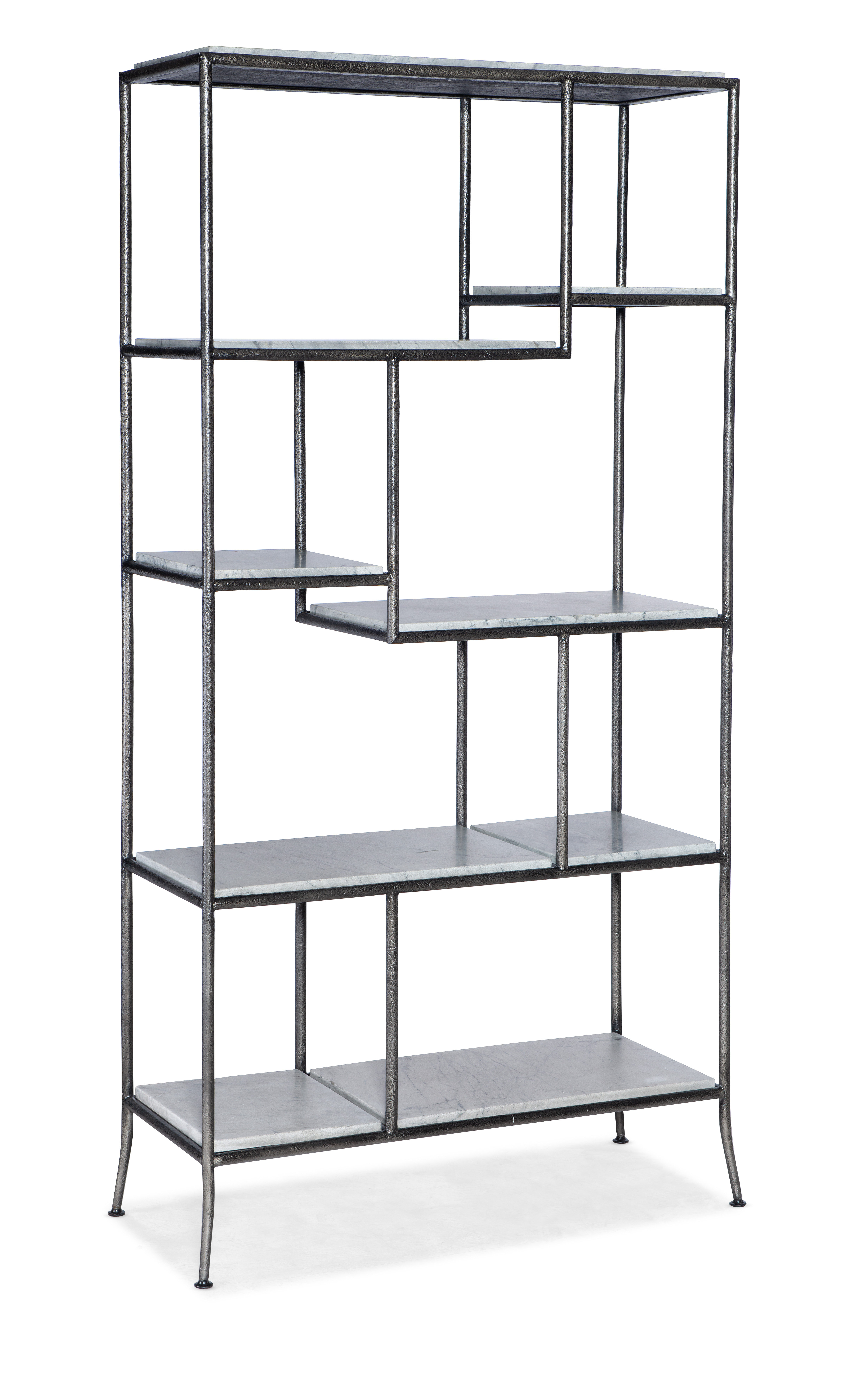 Commerce and Market Bookcase by Hooker Furniture at Baer's Furniture