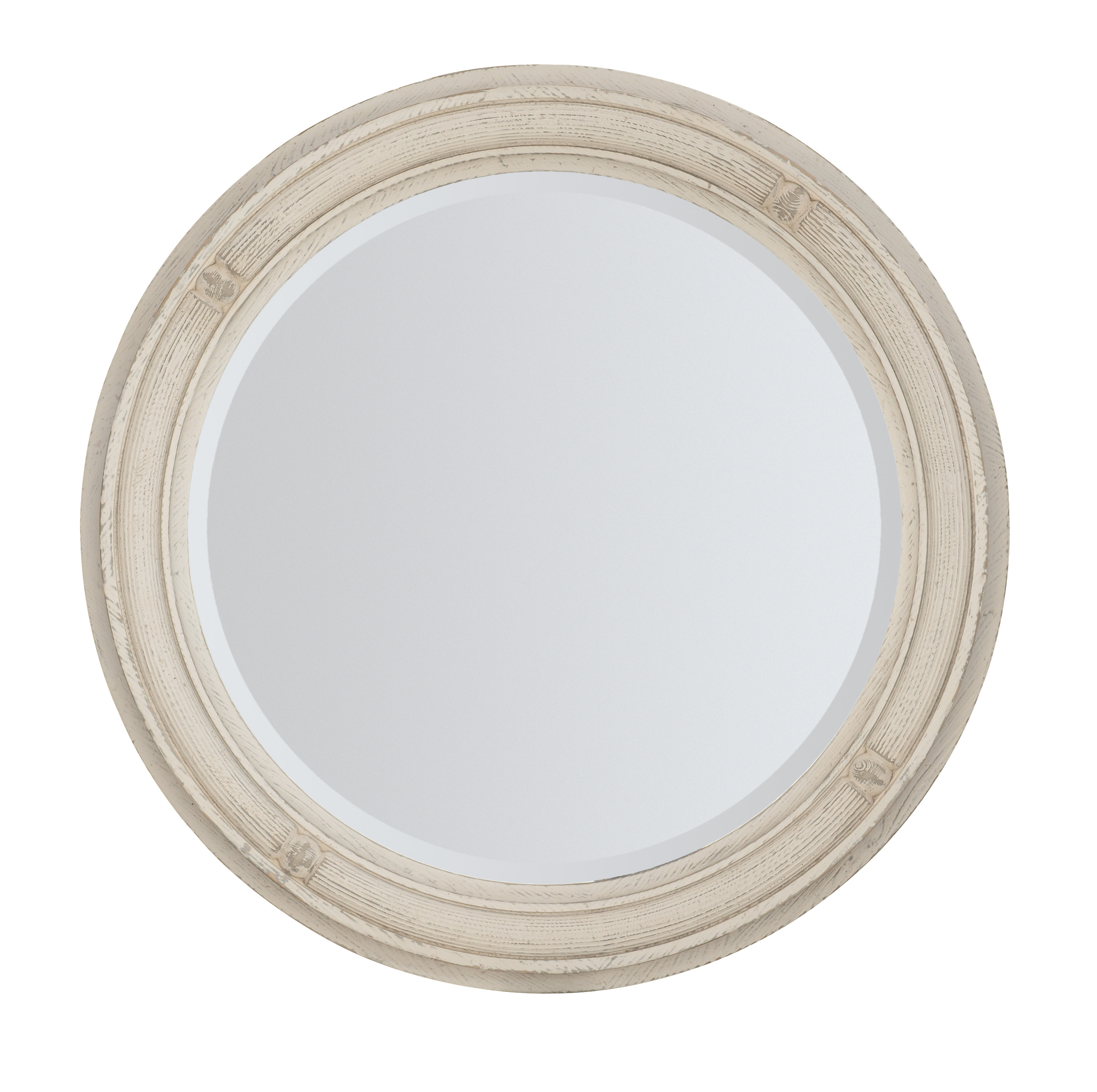 Traditions Round Mirror by Hooker Furniture at Gill Brothers Furniture