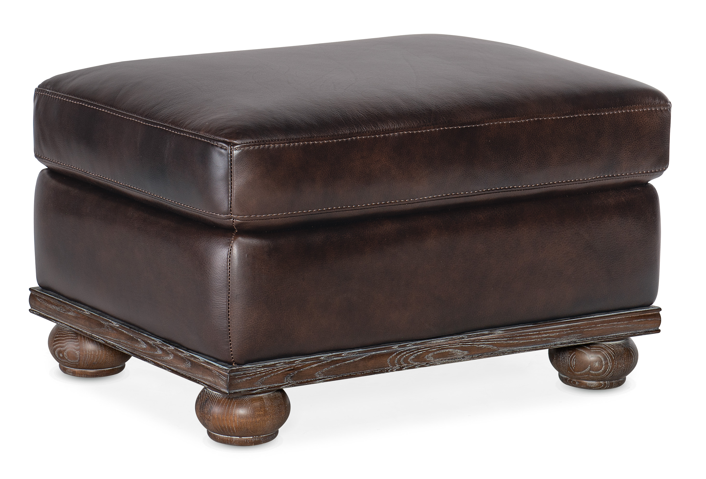 William Ottoman by Hooker Furniture at Fashion Furniture