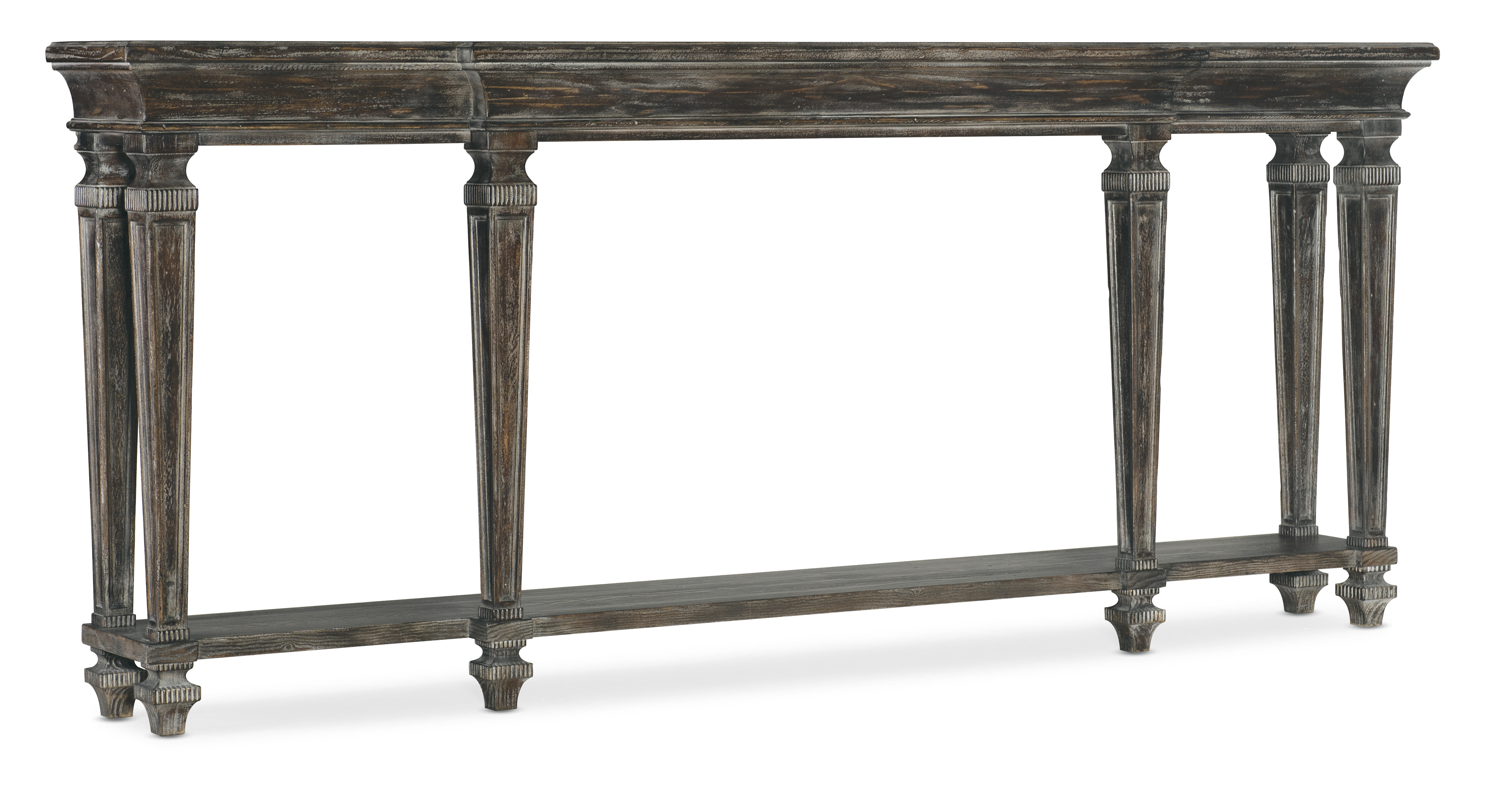 Traditions Console Table by Hooker Furniture at Gill Brothers Furniture