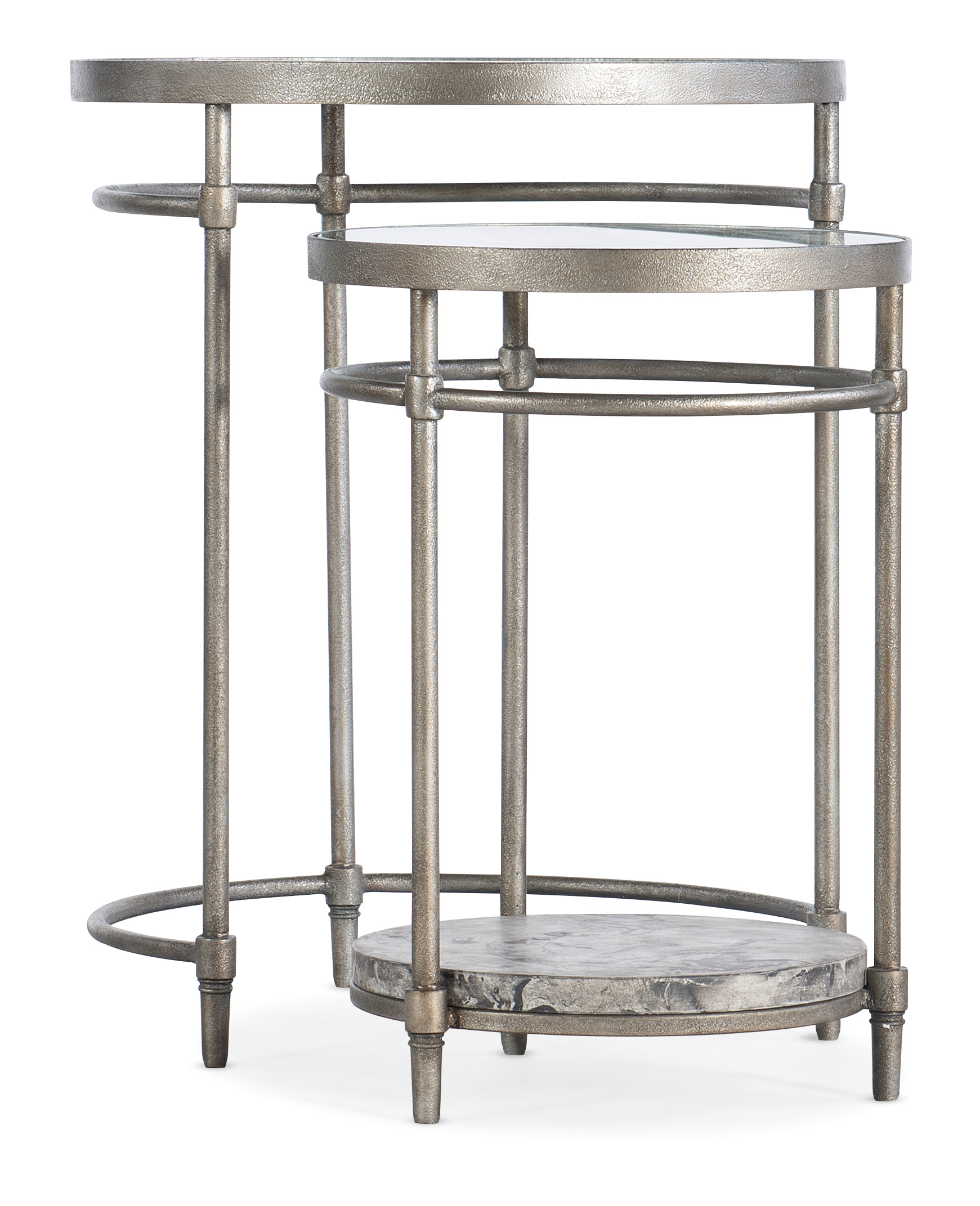 5889-80 Nesting Table by Hooker Furniture at Stoney Creek Furniture