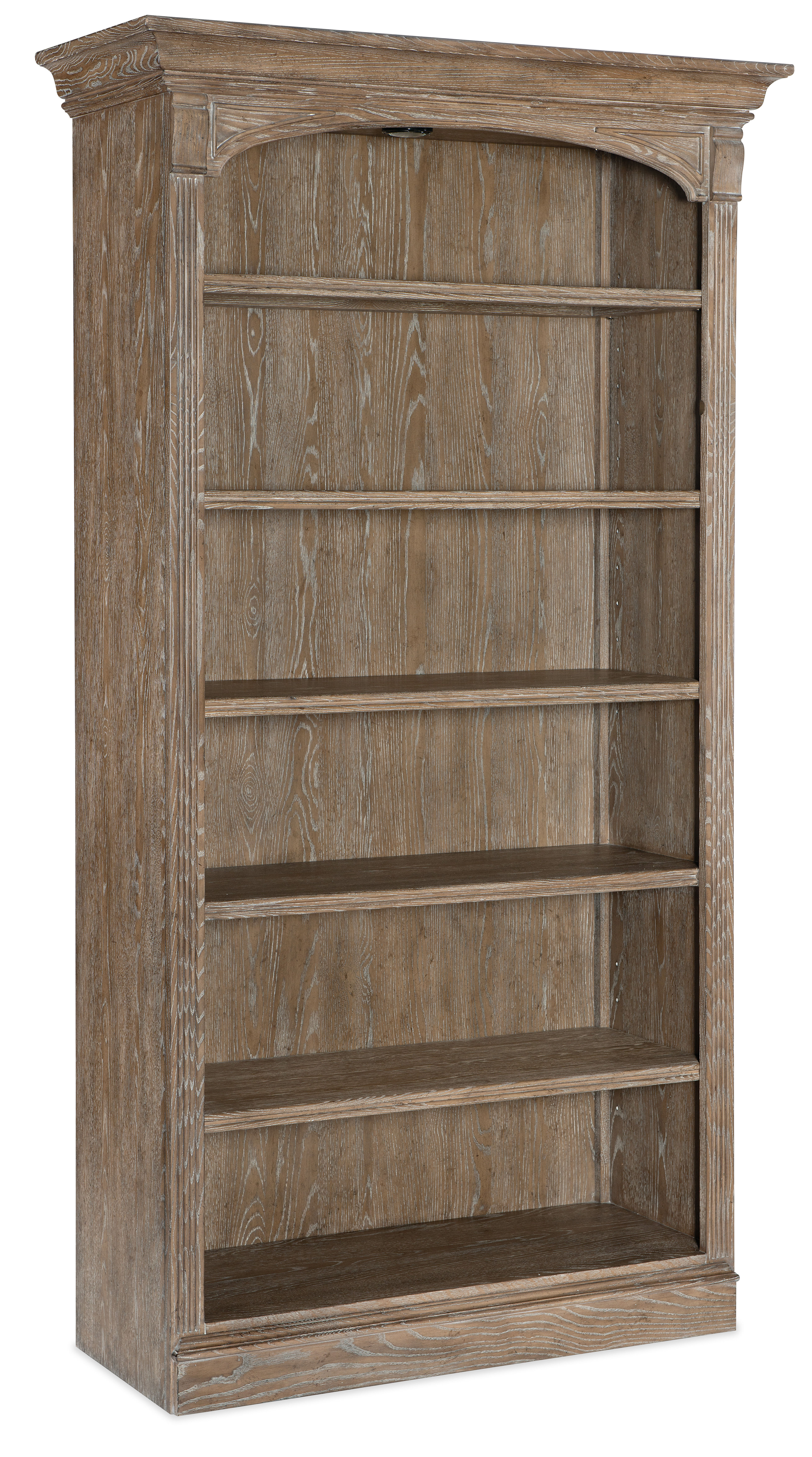Sutter Bookcase by Hooker Furniture at Zak's Home