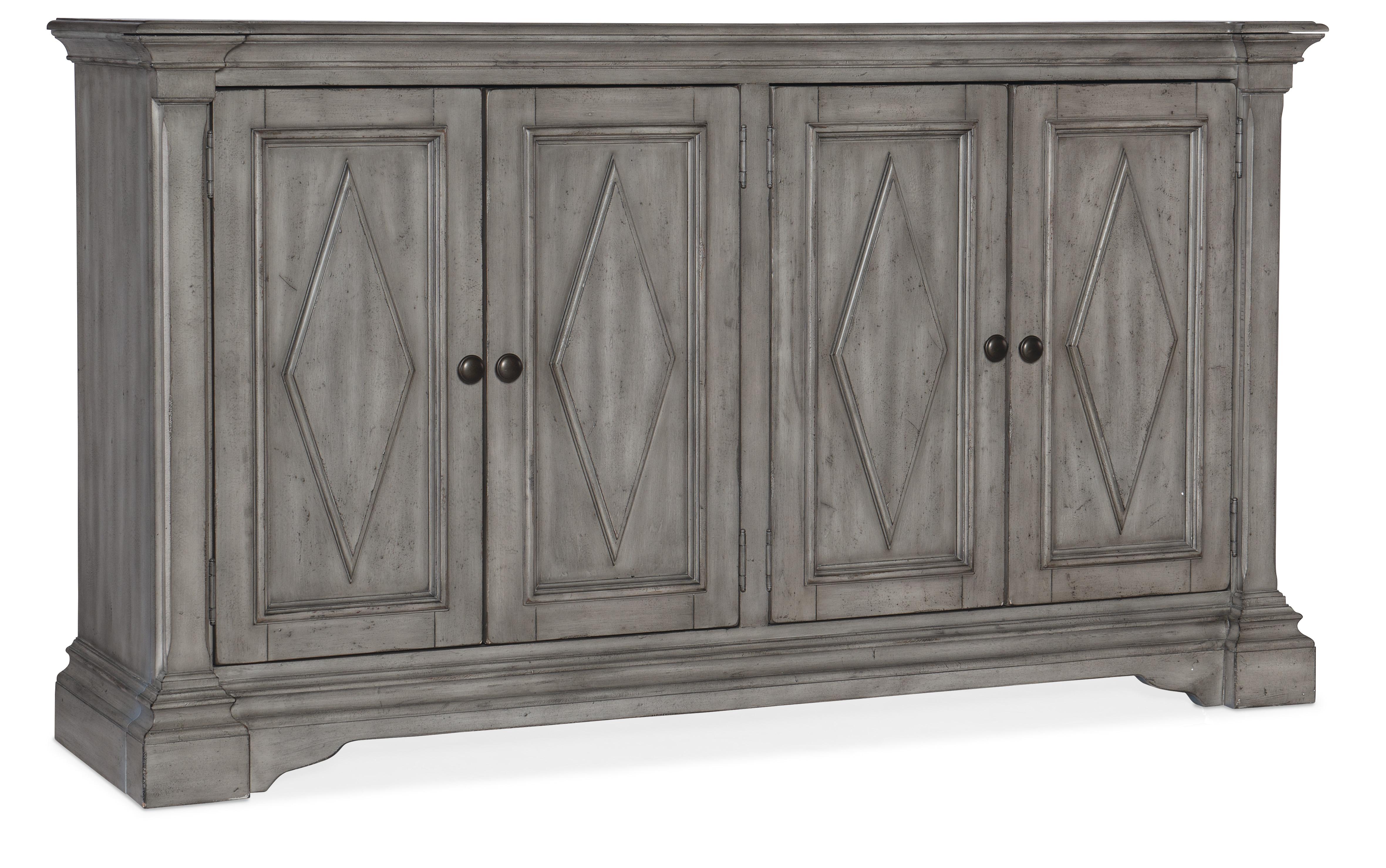 Four-Door Cabinet