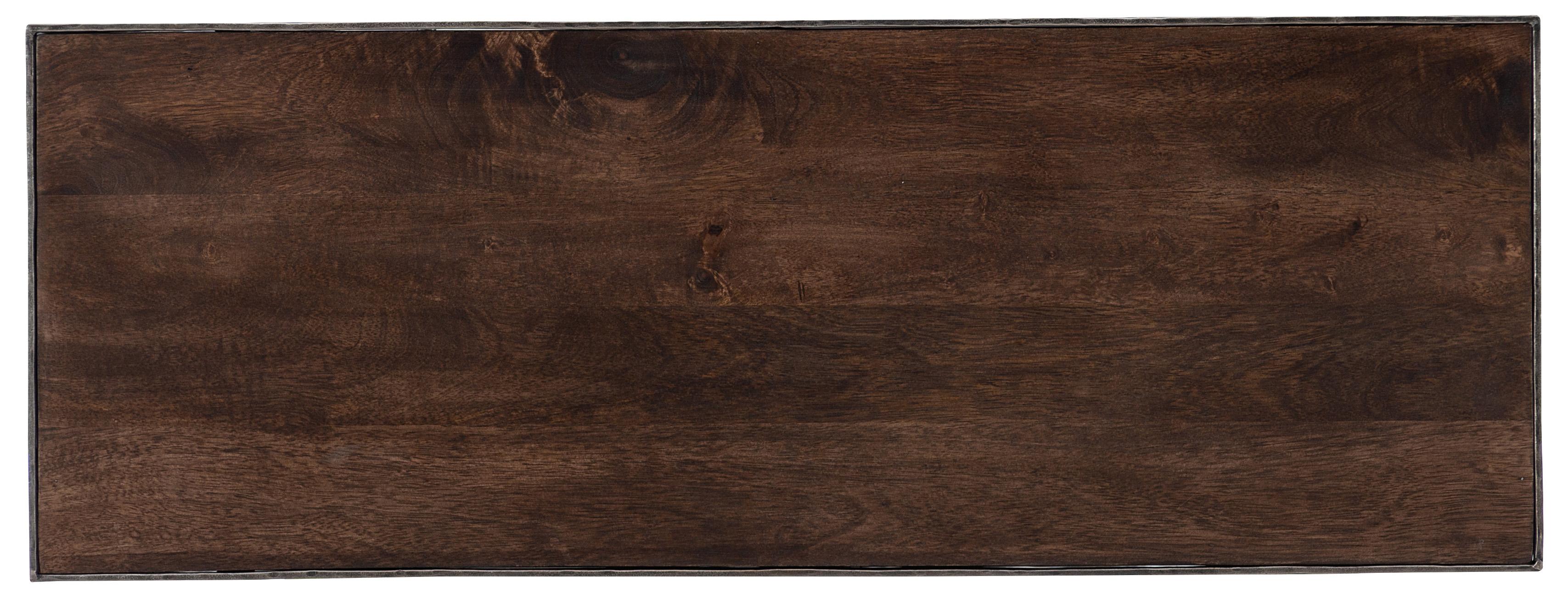 Melange Saban Console by Hooker Furniture at Zak's Home