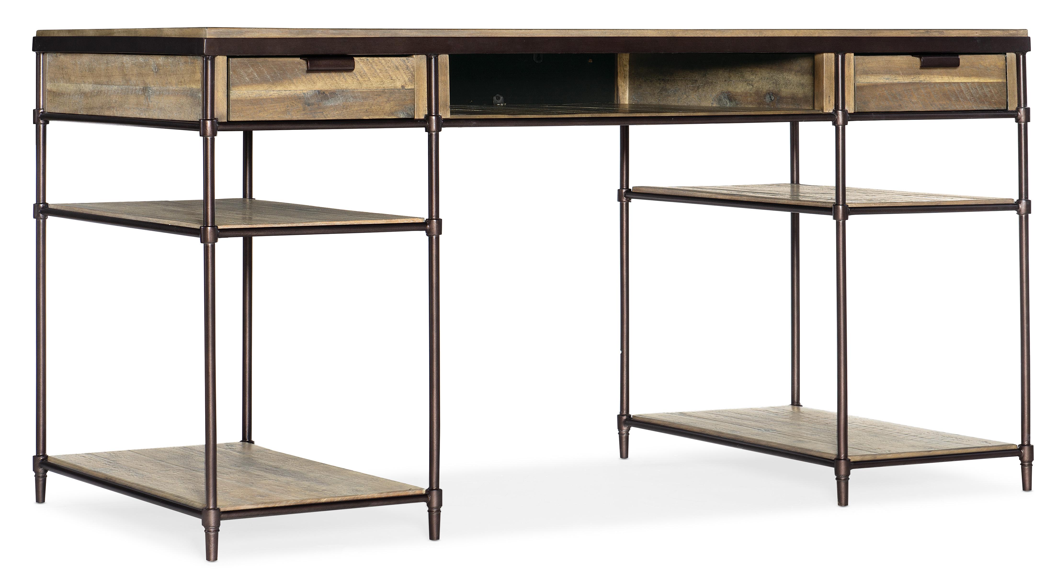 Saint Armand Writing Desk by Hooker Furniture at Stuckey Furniture