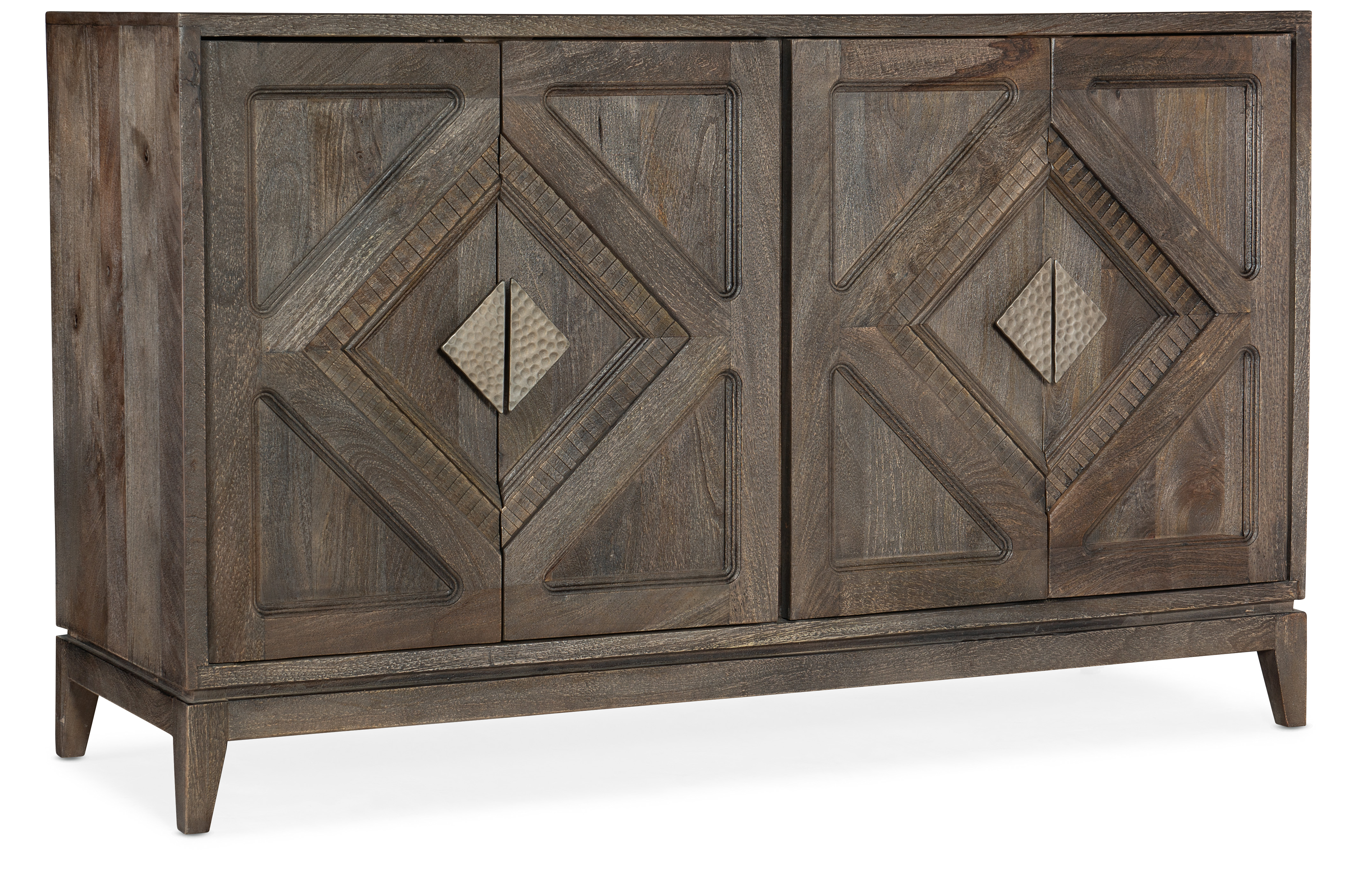 Carved Accent Chest