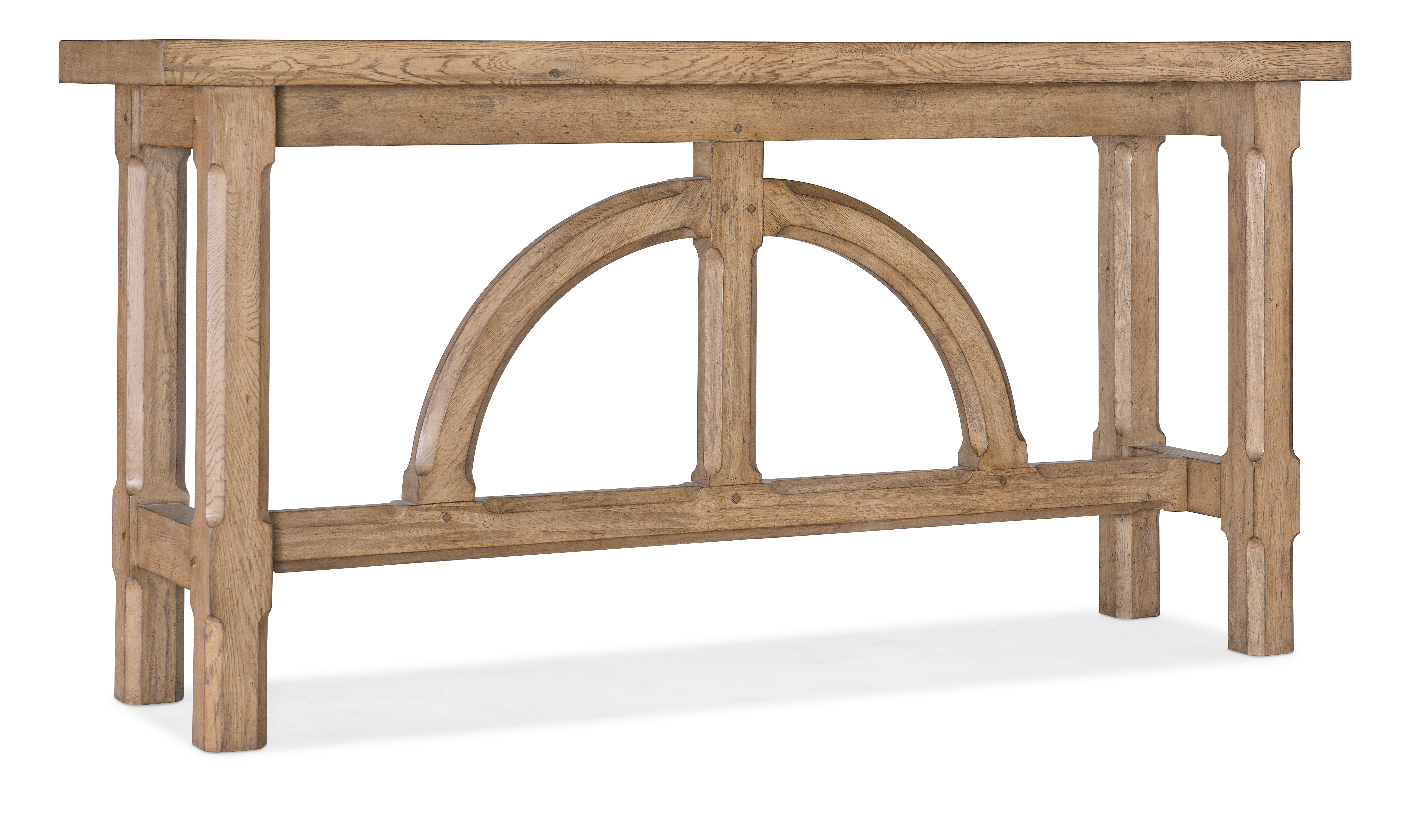 Commerce and Market Console by Hooker Furniture at Baer's Furniture