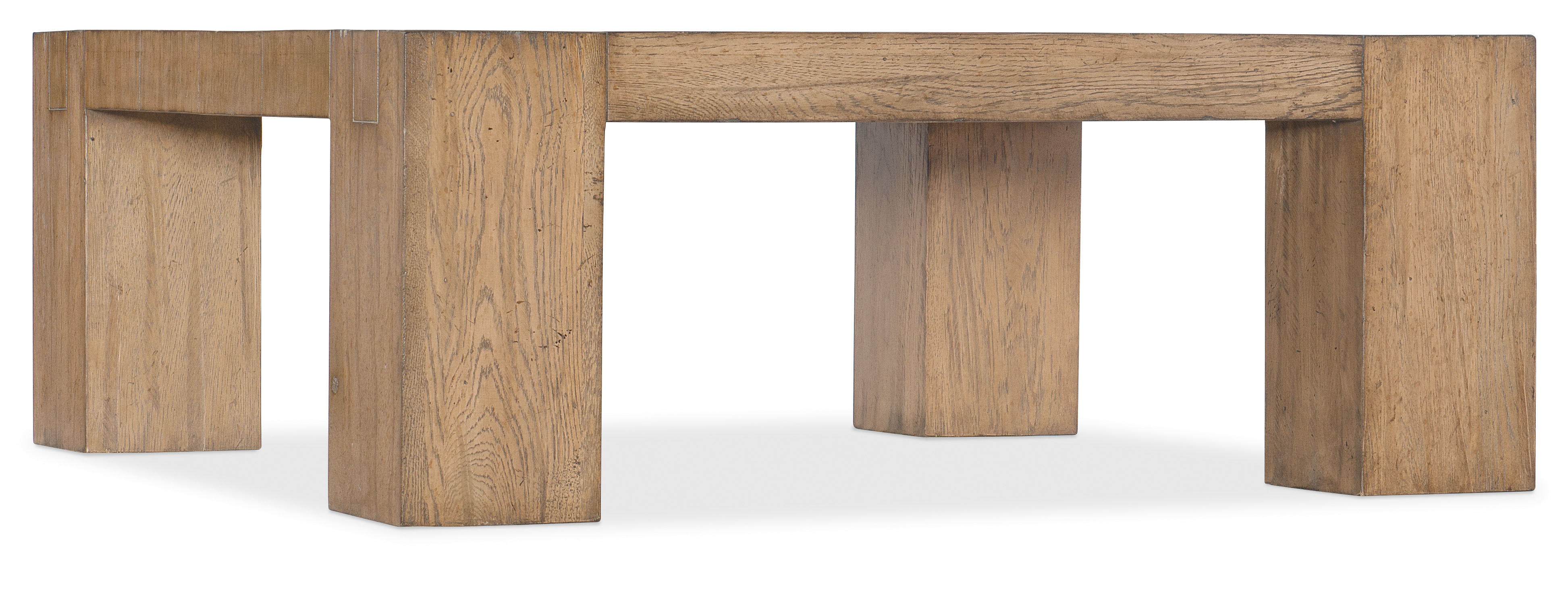 Commerce and Market Square Cocktail Table by Hooker Furniture at Baer's Furniture