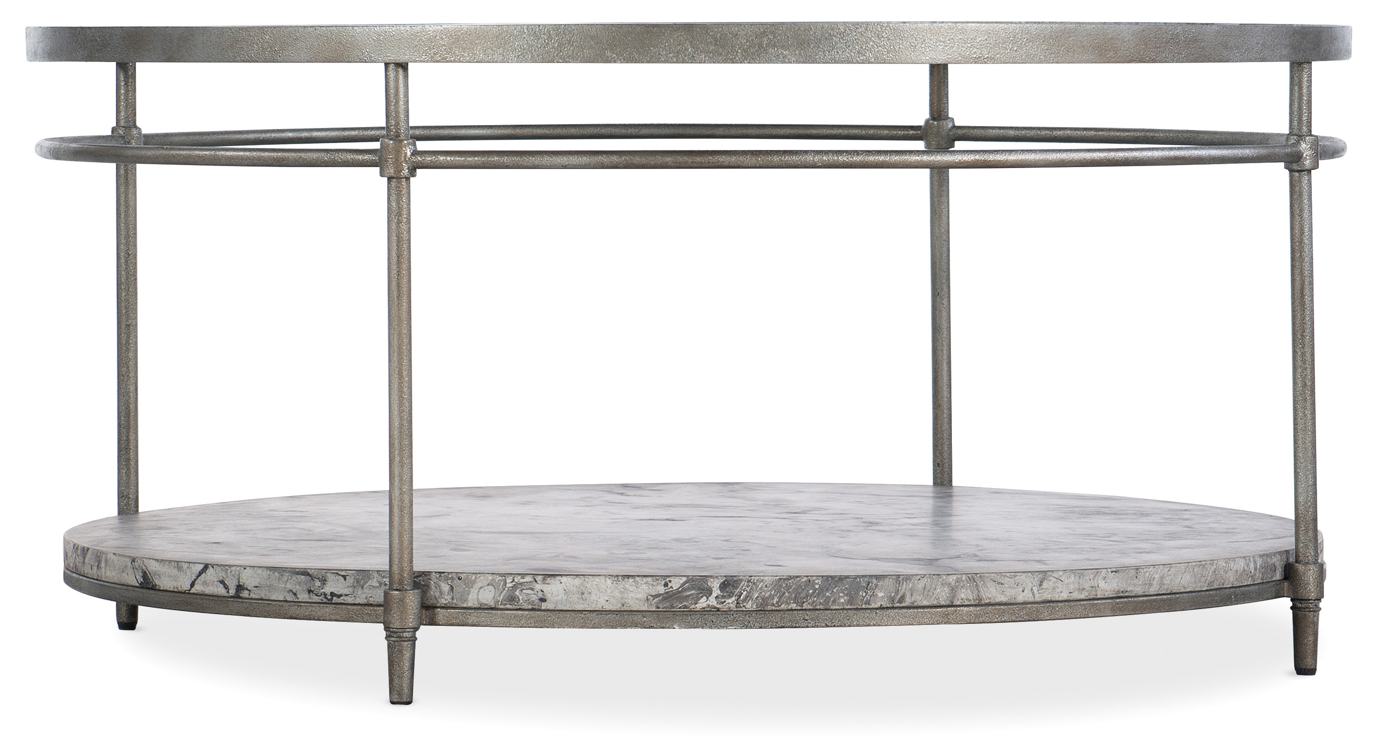 5889-80 Round Cocktail Table by Hooker Furniture at Stoney Creek Furniture