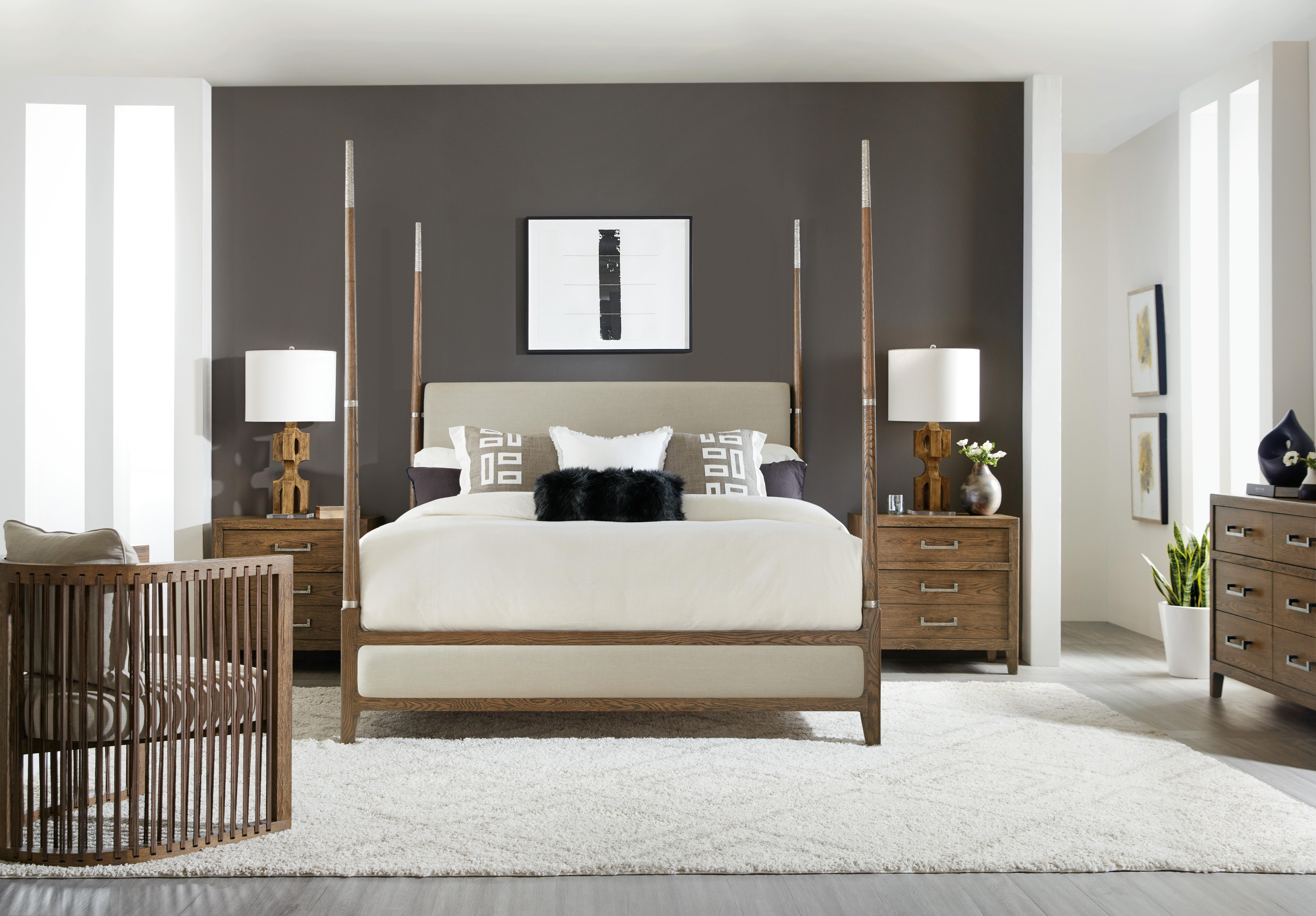 California King 4-Piece Bedroom Set