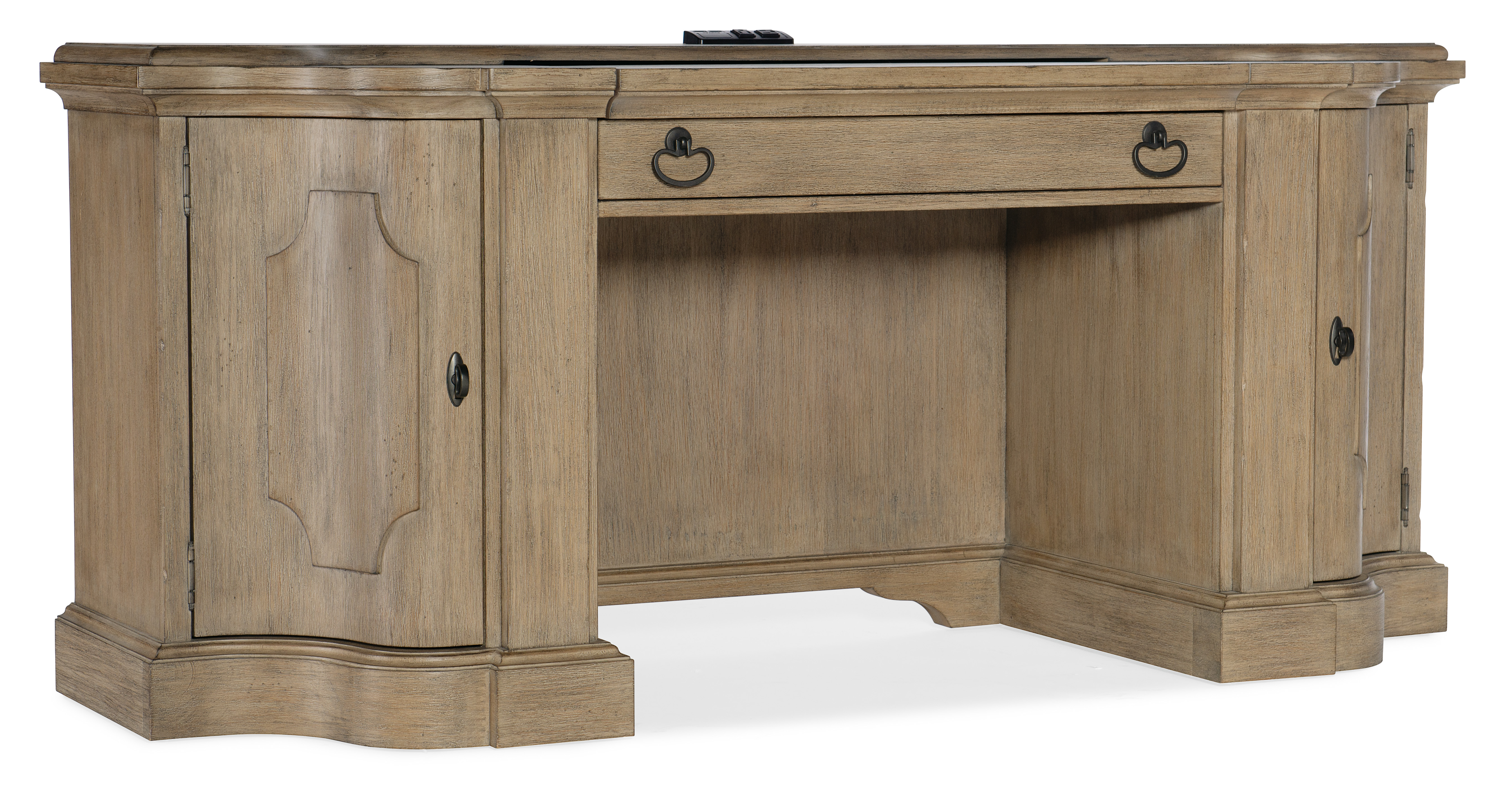 Corsica Computer Credenza by Hooker Furniture at Zak's Home